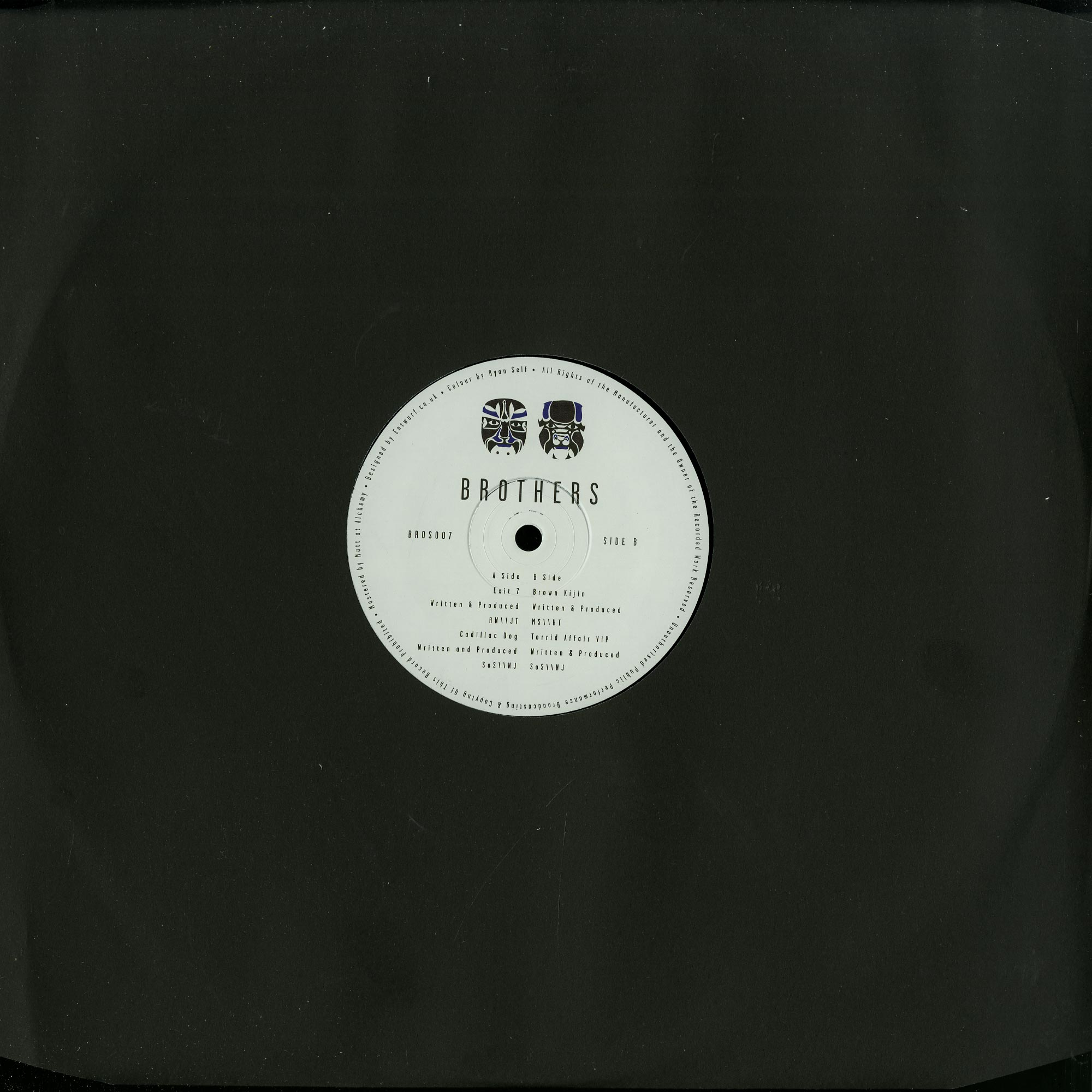 Various Artists - BROS007