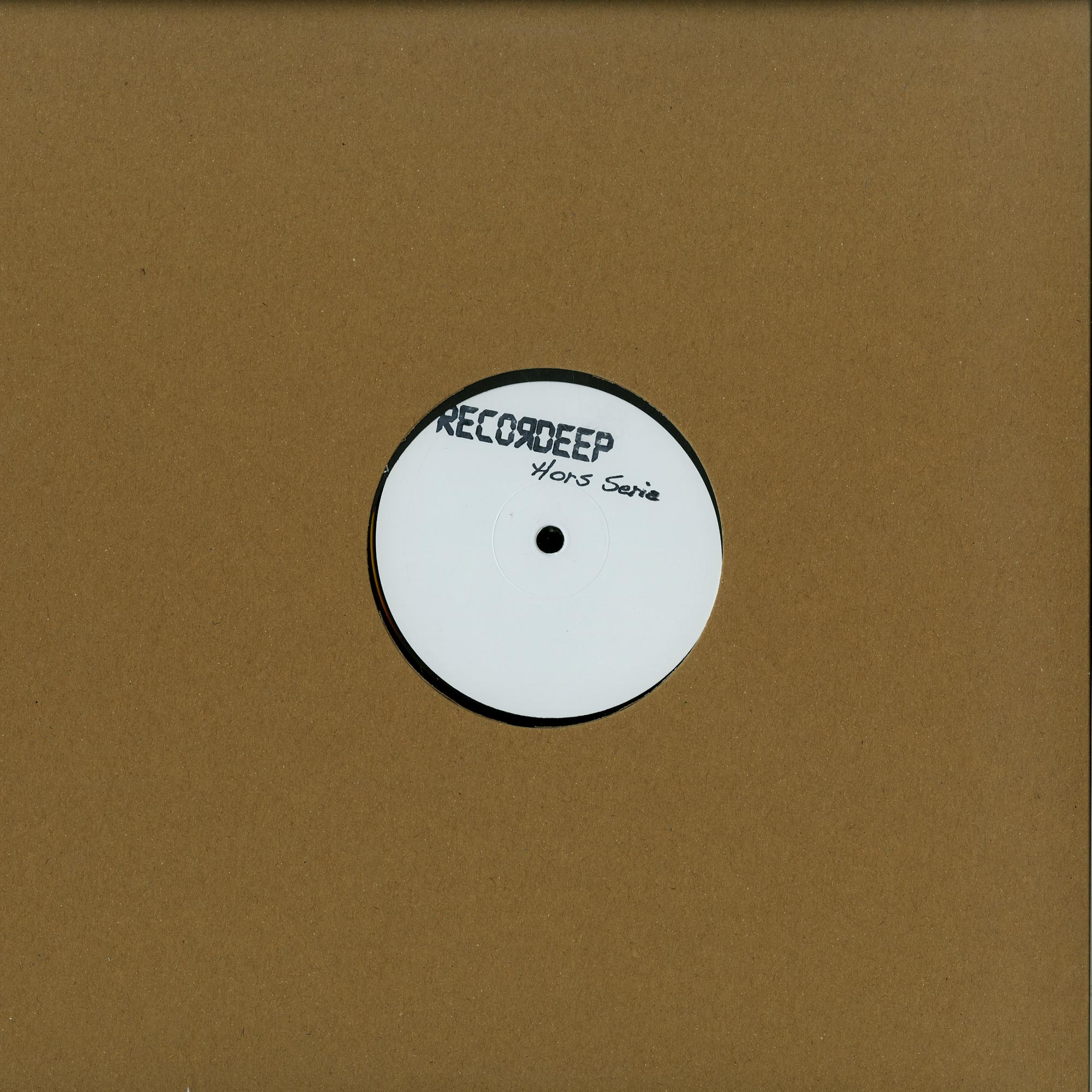 MJOG - RECORDEEP HORS SERIE 01