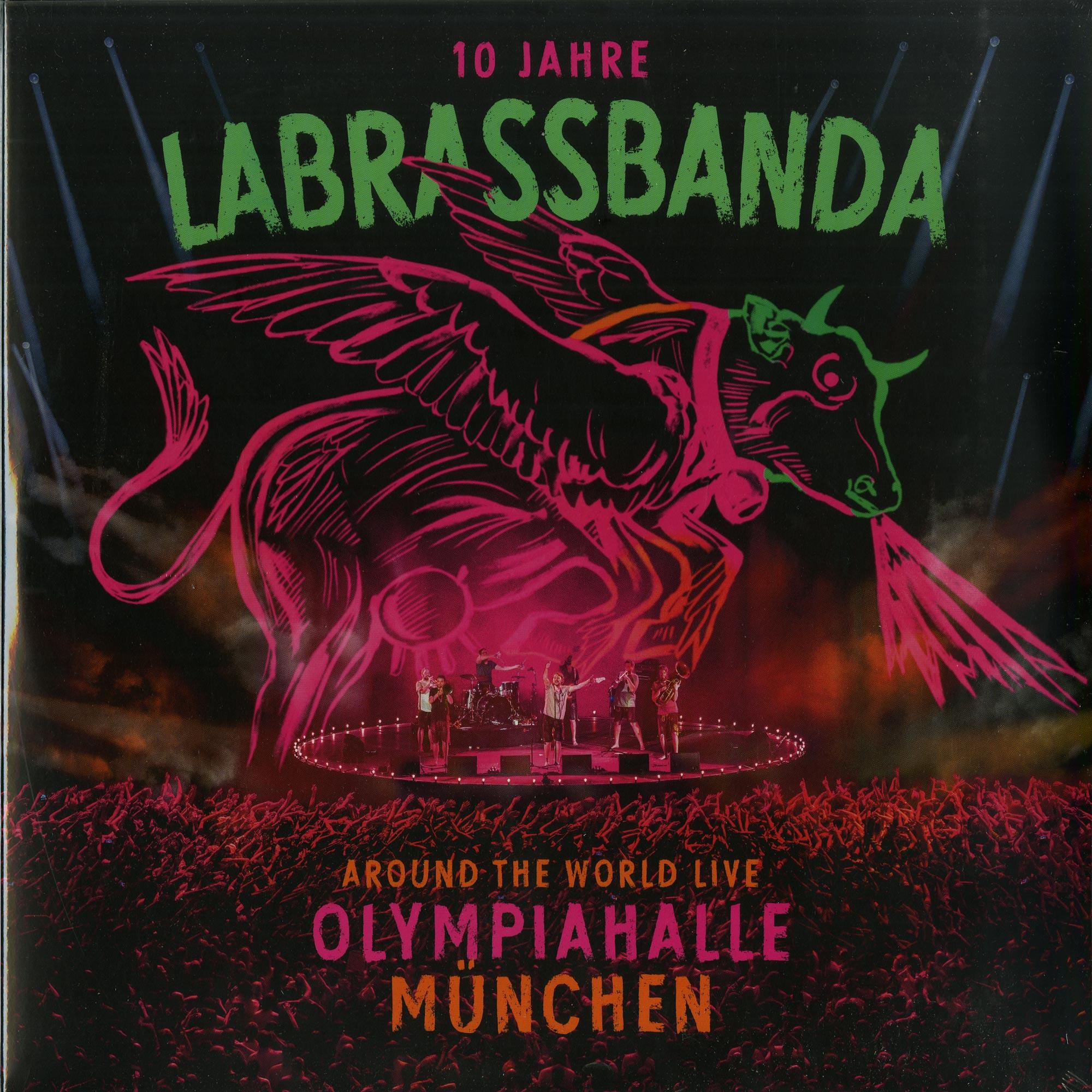 LaBrassBanda - AROUND THE WORLD LIVE