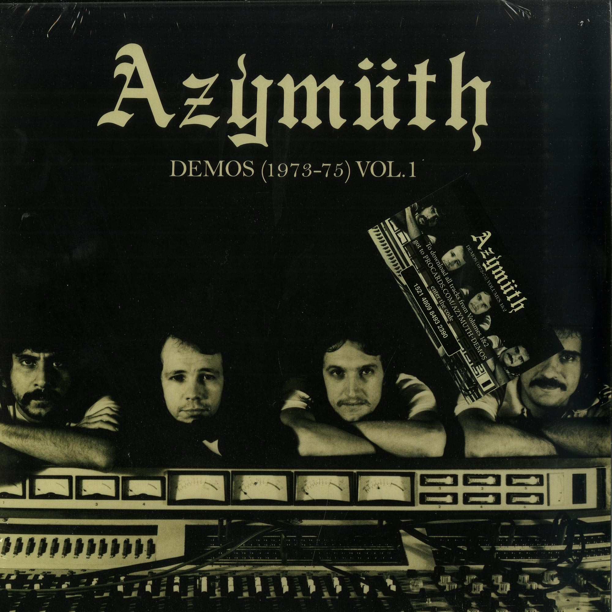 Azymuth - DEMOS