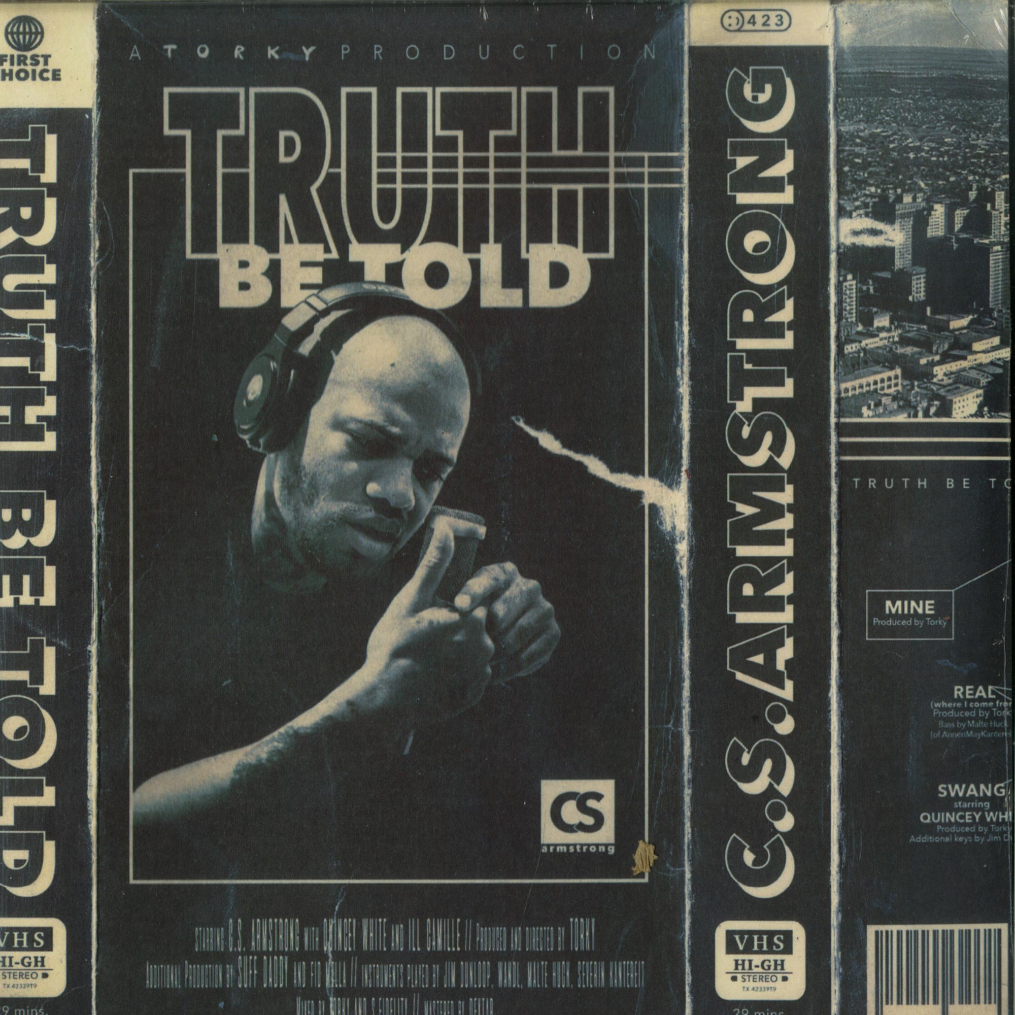 C.S.Armstrong - TRUTH BE TOLD