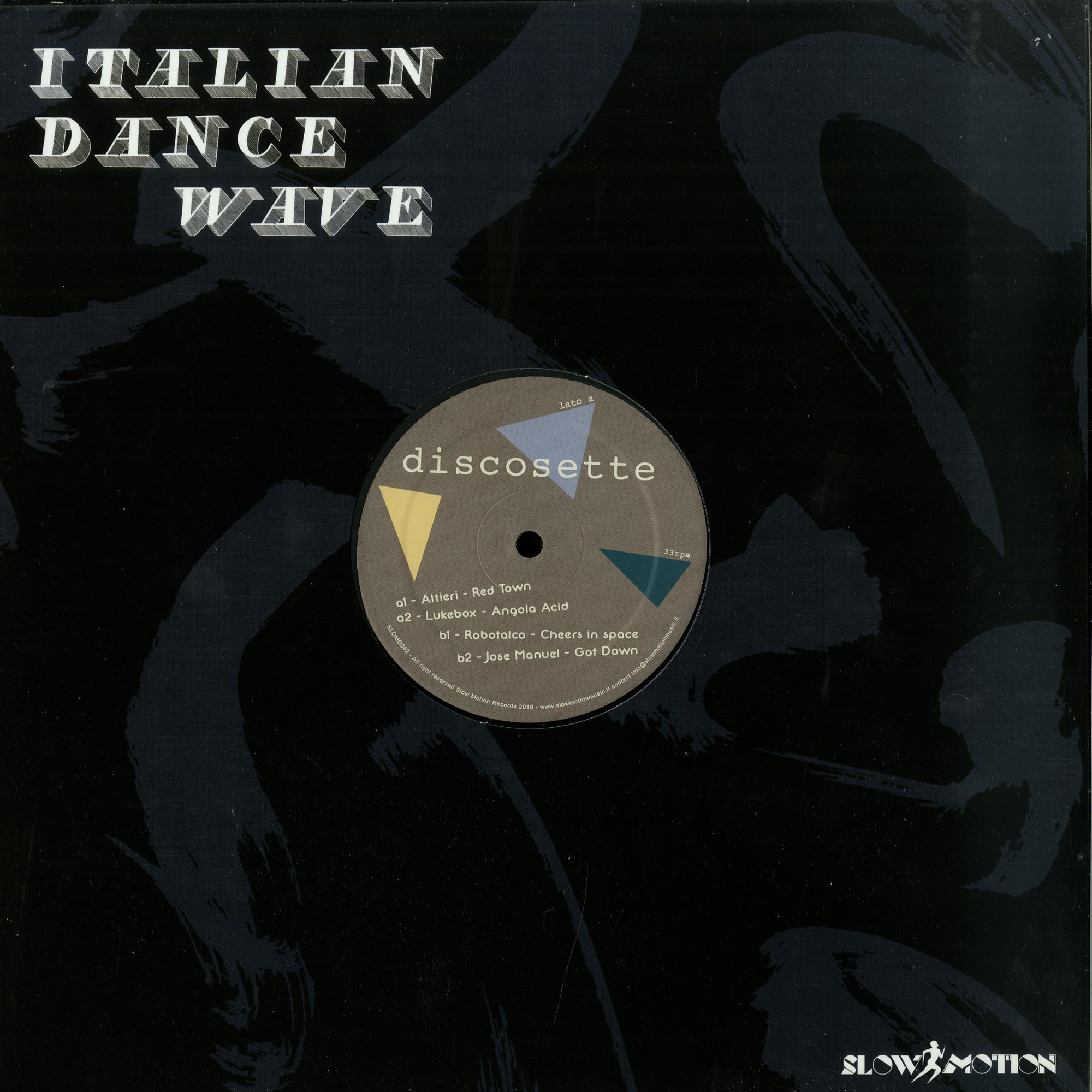 Various Artists - ITALIAN DANCE WAVE SETTE