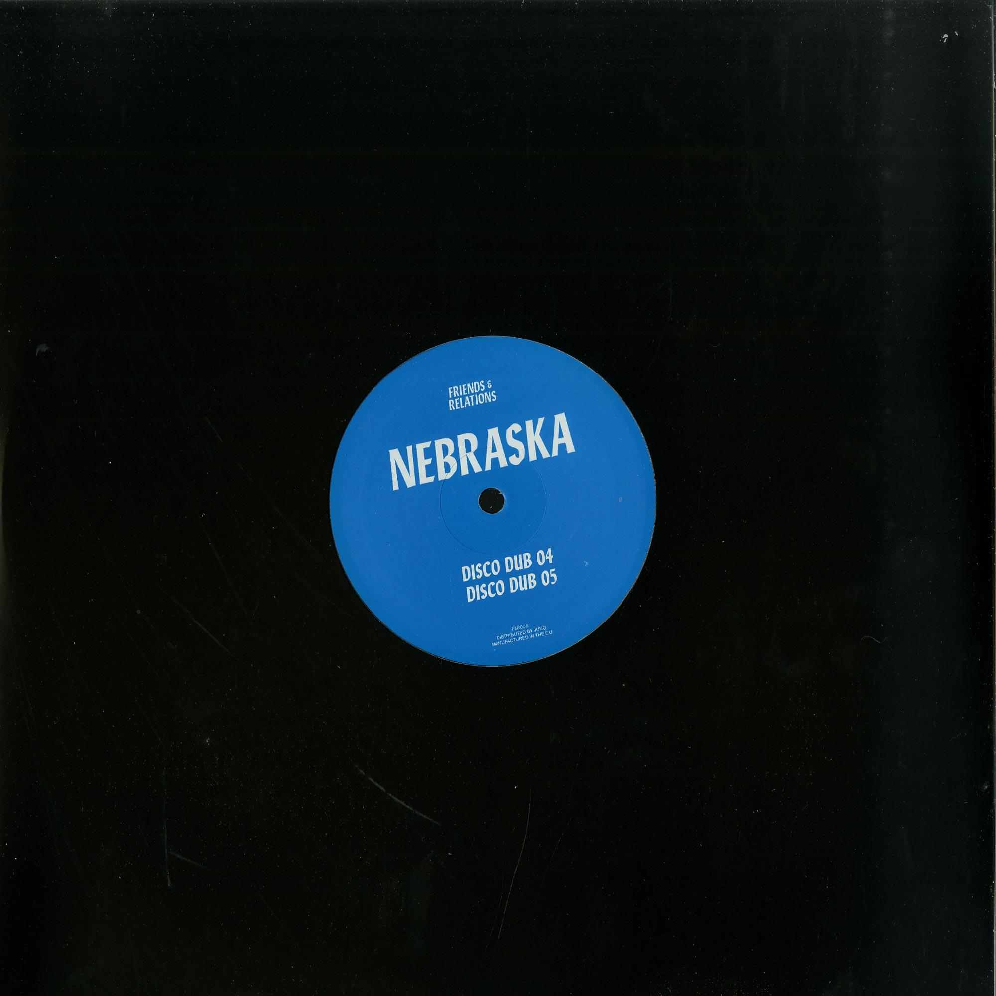 Nebraska - F&R008 DISCO DUBS VOL.2
