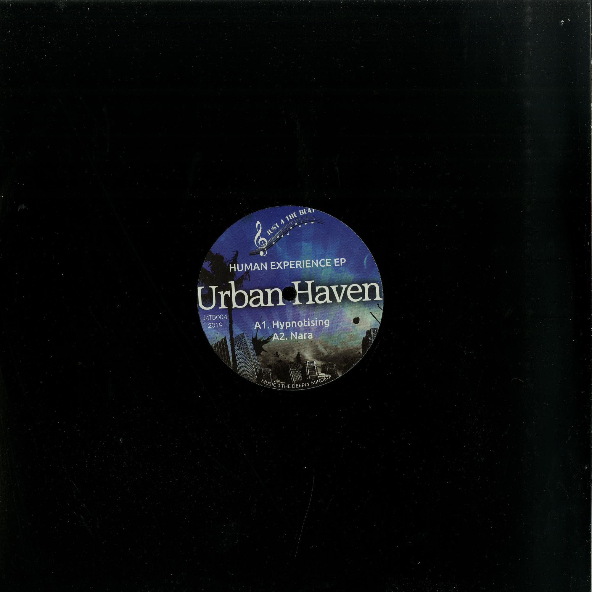 Urban Haven - HUMAN EXPERIENCE EP