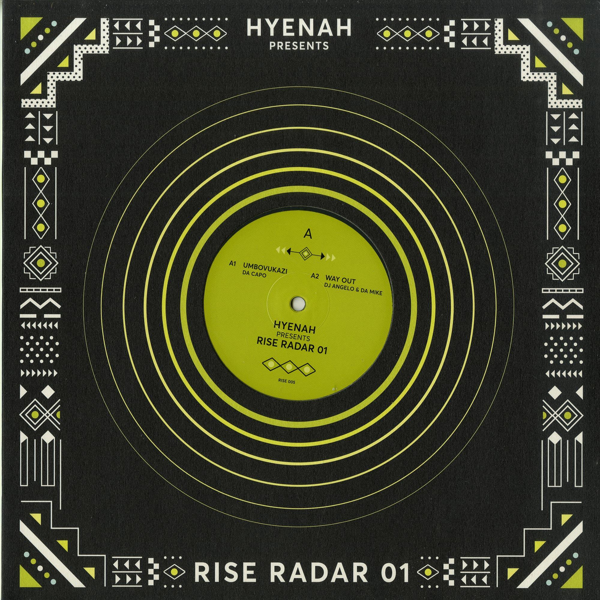 Various Artists - HYENAH PRESENTS RISE RADAR 01