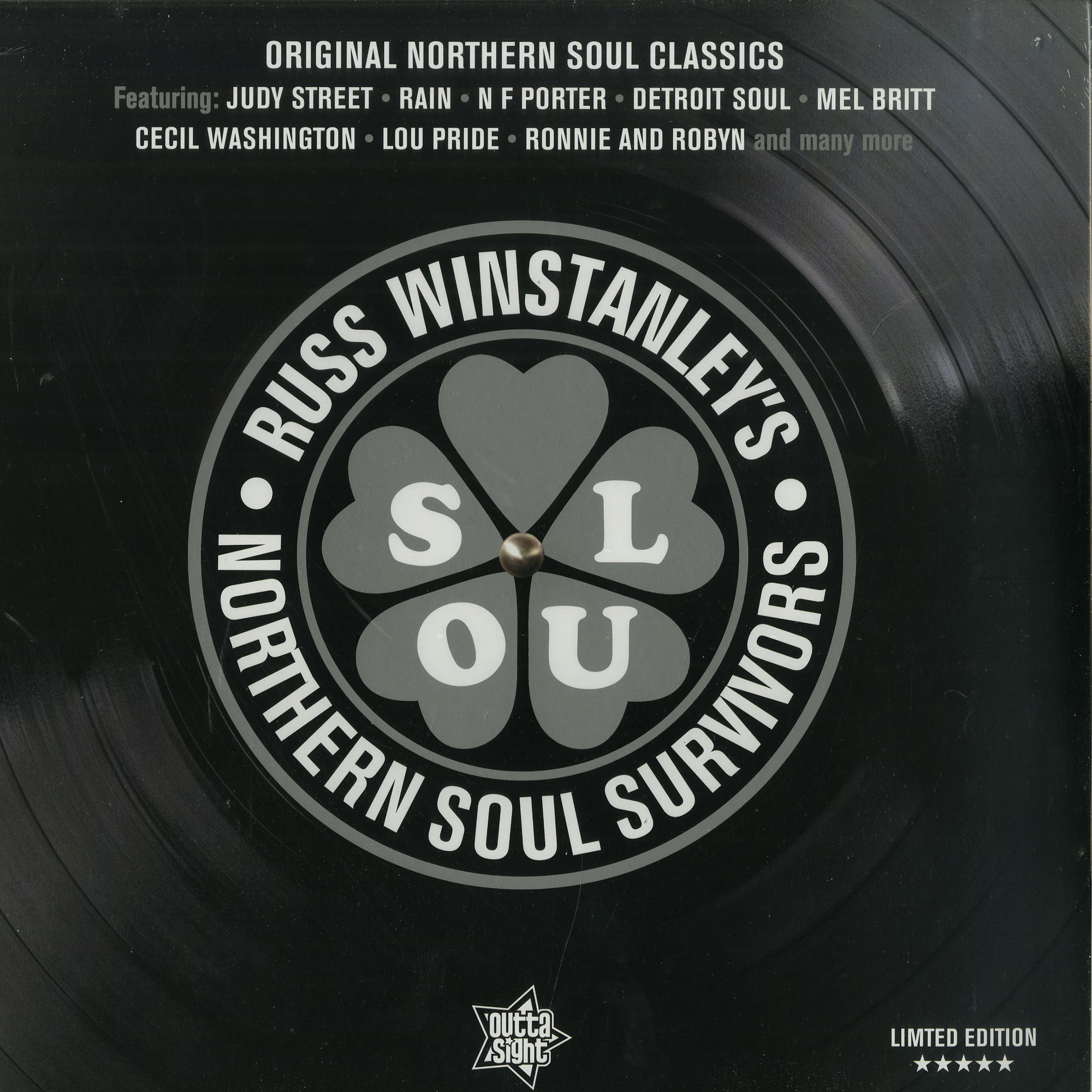 Various Artists - NORTHERN SOUL SURVIVORS