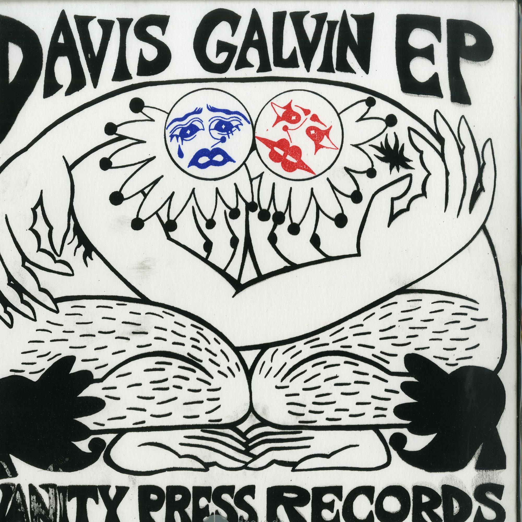 Davis Galvin - DAVIS GALVIN EP