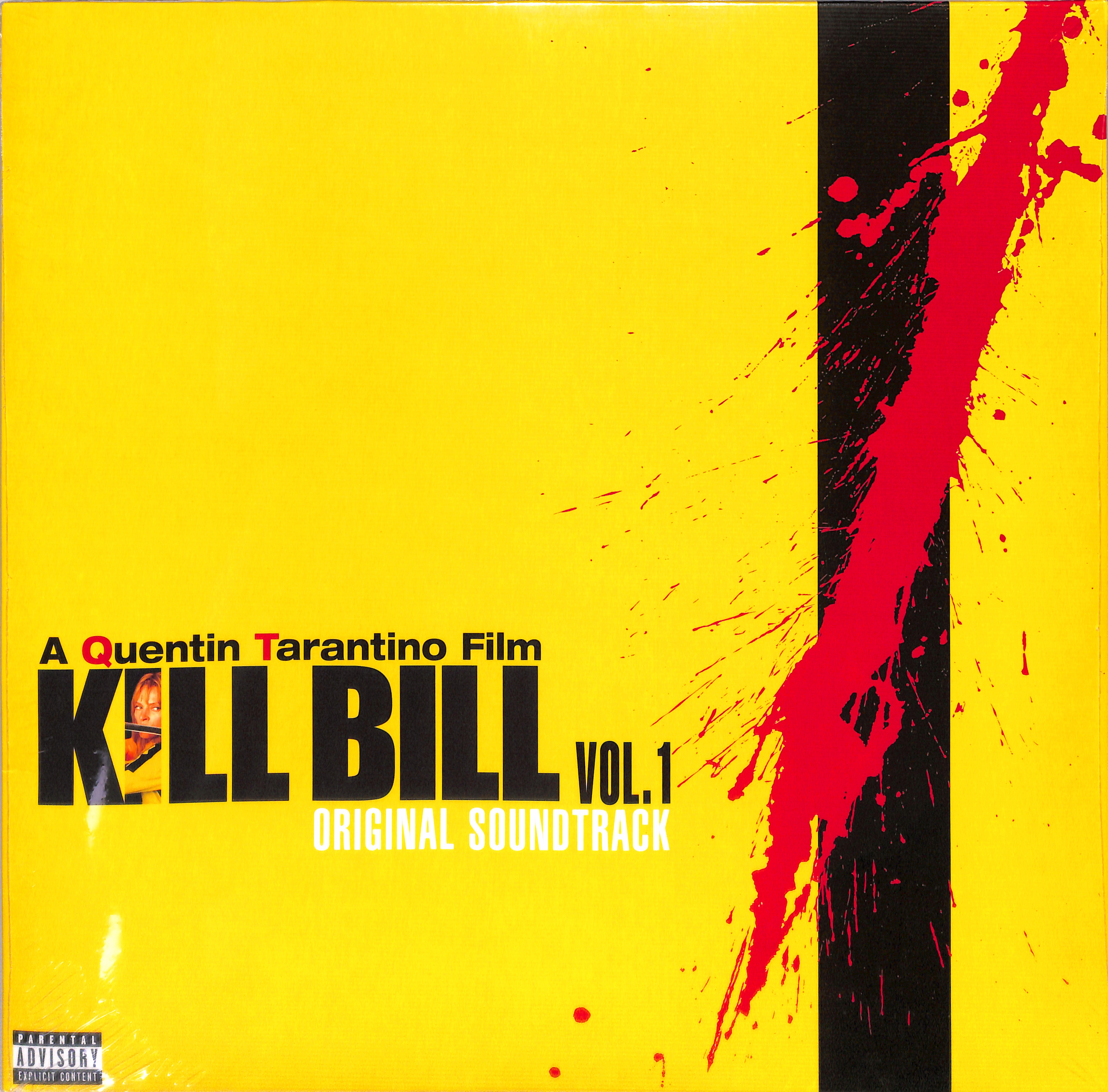 Various Artists - KILL BILL VOL. 1 - ORIGINAL SOUNDTRACK