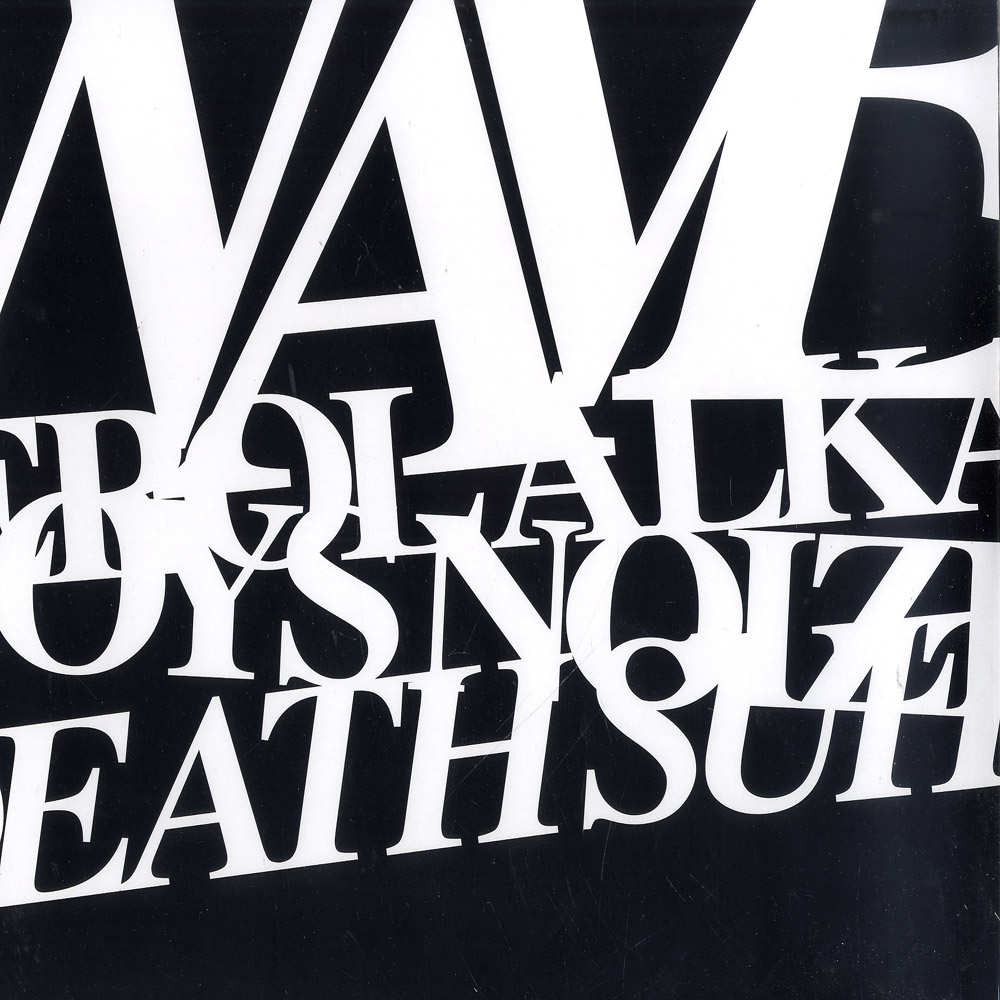 Erol Alkan & Boys Noize - WAVES / DEATH SUITE