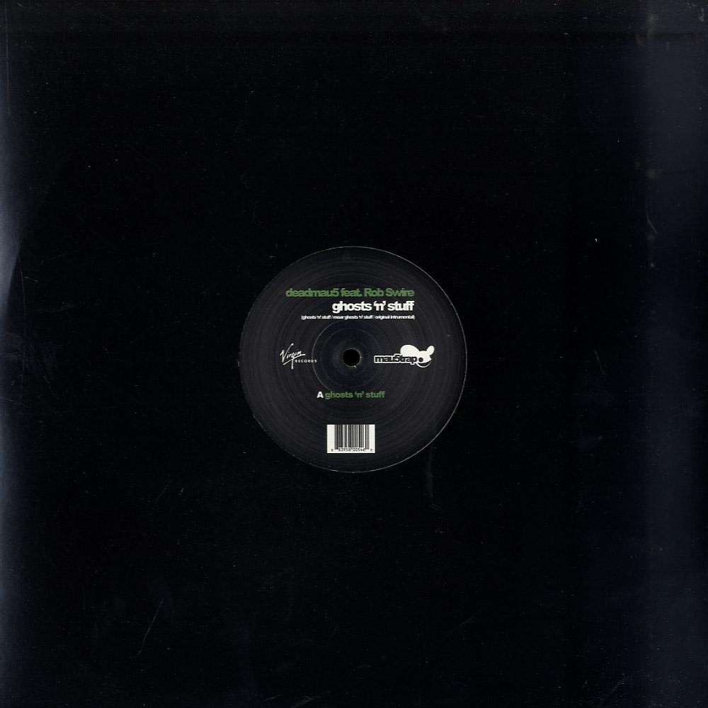Deadmau5 feat. Rob Swire - GHOSTS N STUFF