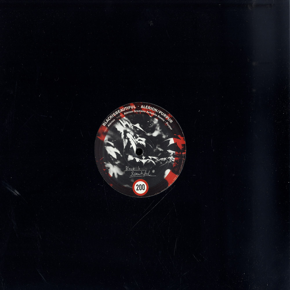 BlackIsBeautiful - ALERION / PURPUR