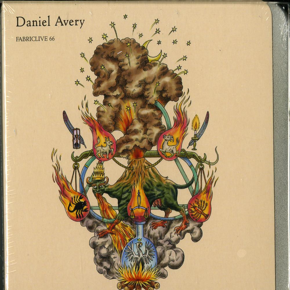 Daniel Avery - FABRICLIVE 66