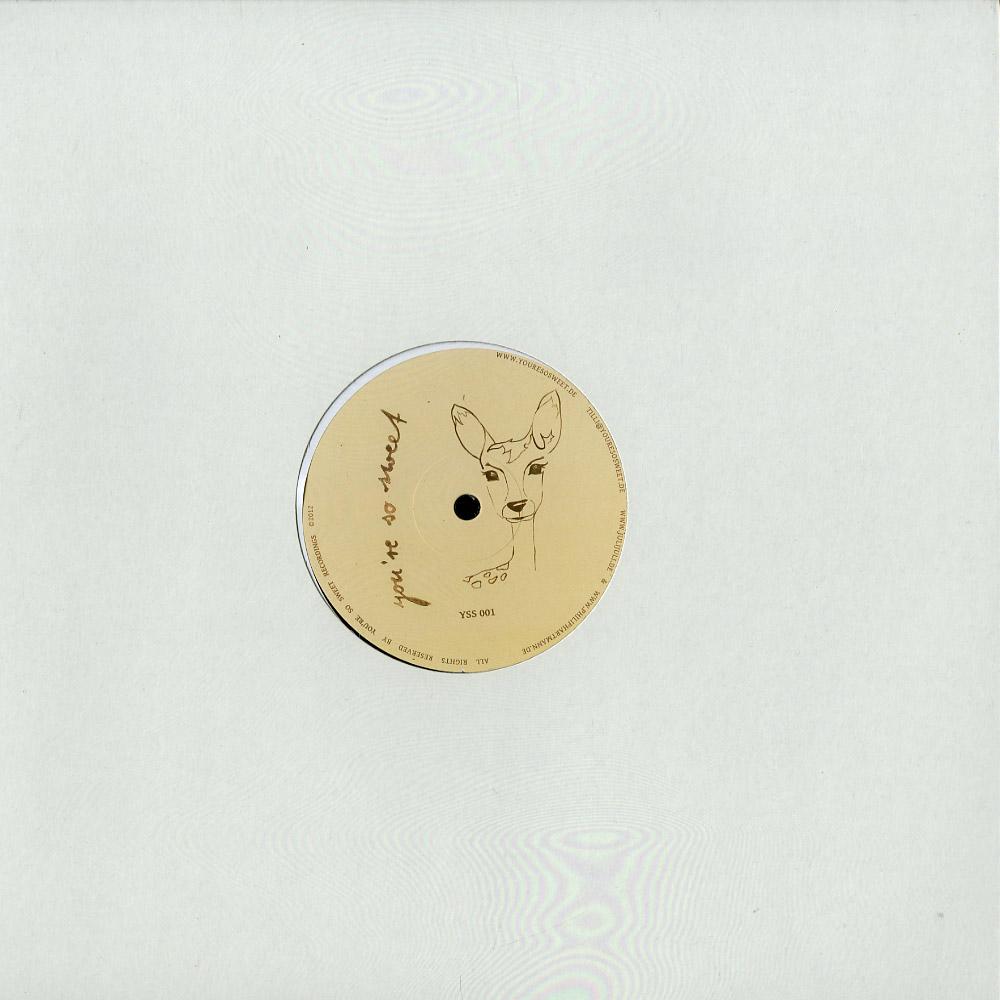 Schaeufler & Zovsky / Kollektiv Ost - YOURE SO SWEET EP