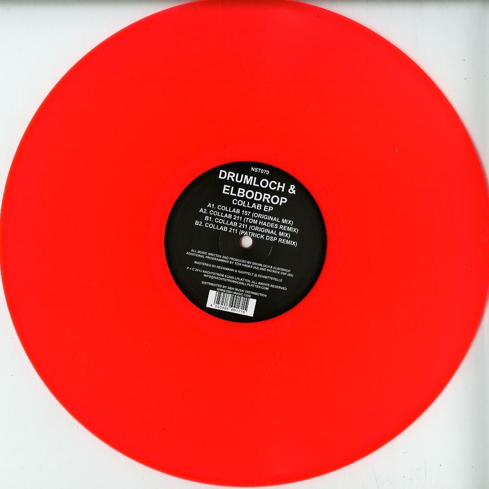Drumloch & Elbodrop - COLLAB EP