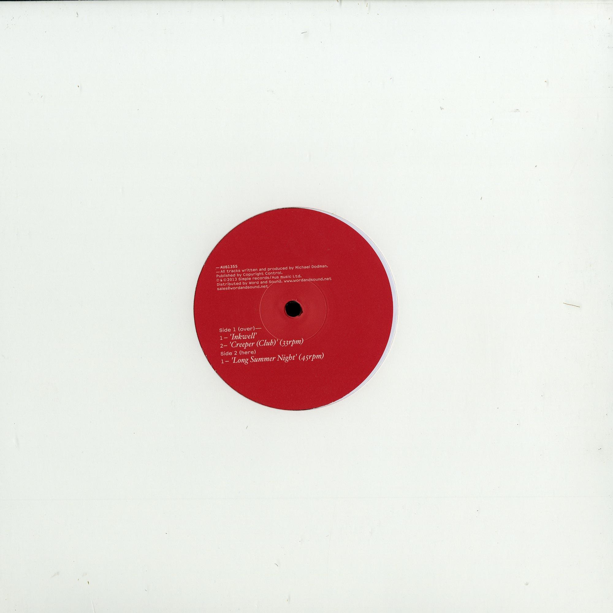 Huxley - INKWELL EP