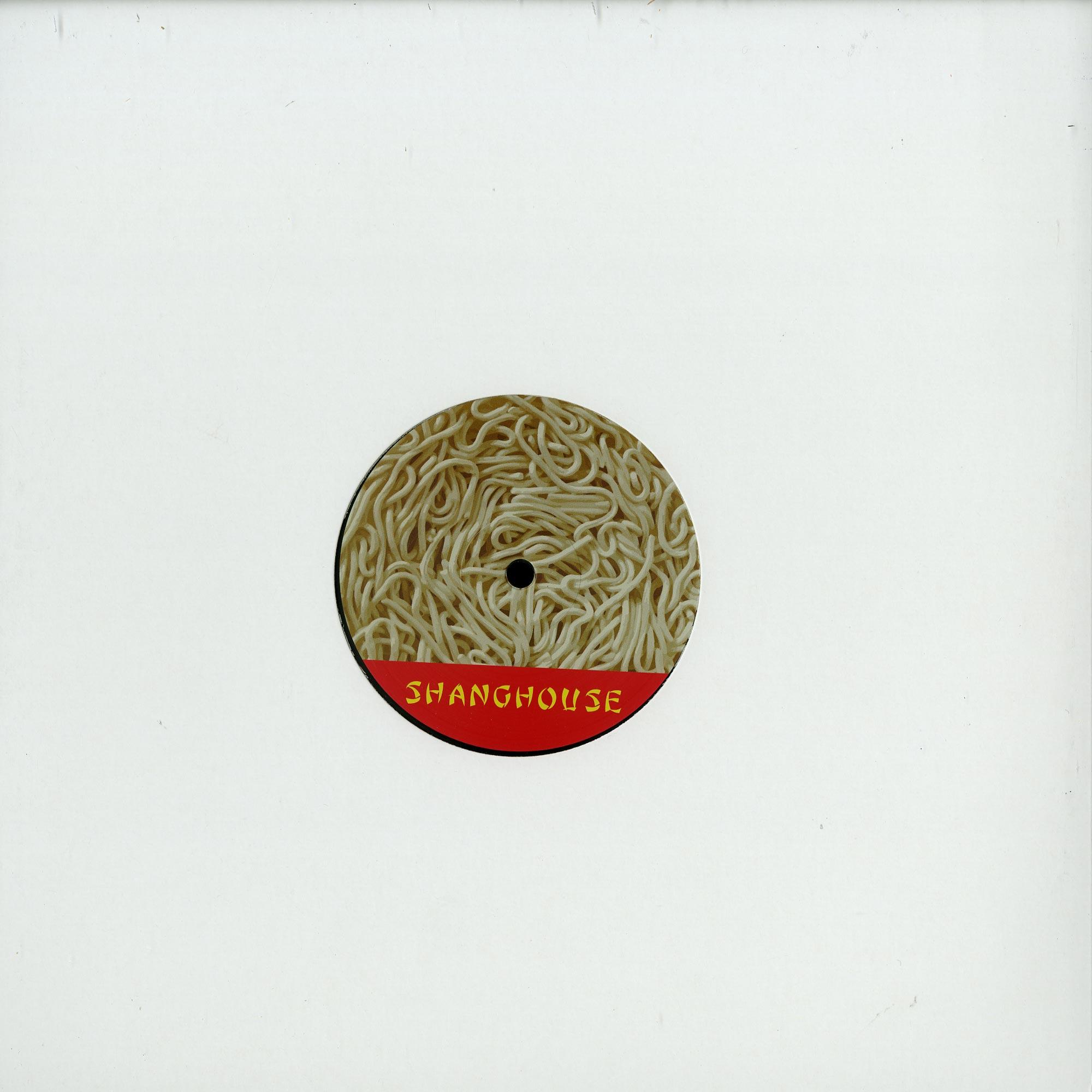 Max Skiba - SHANGHOUSE EP