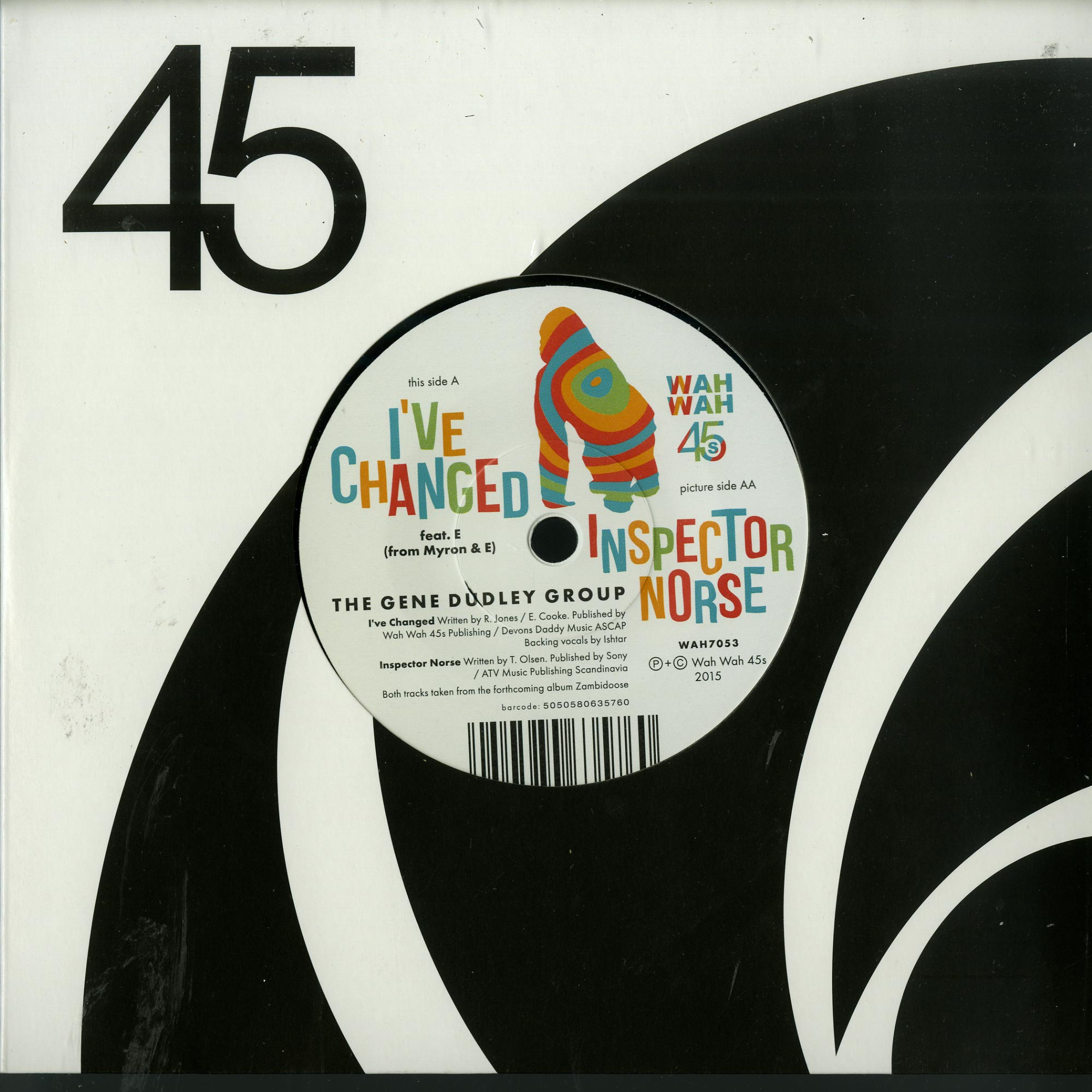 The Gene Dudley Group - I VE CHANGED