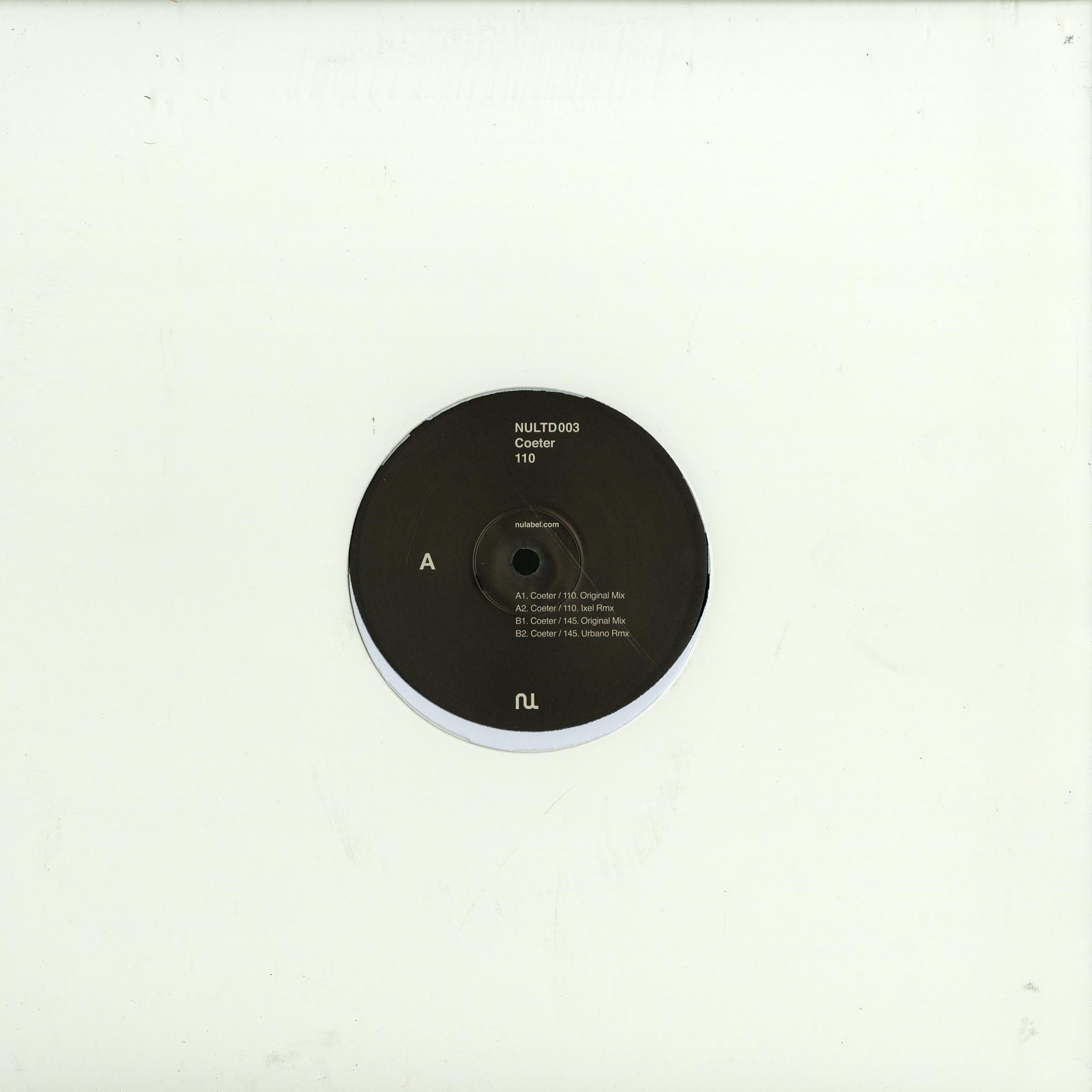 Coeter One - 110 EP