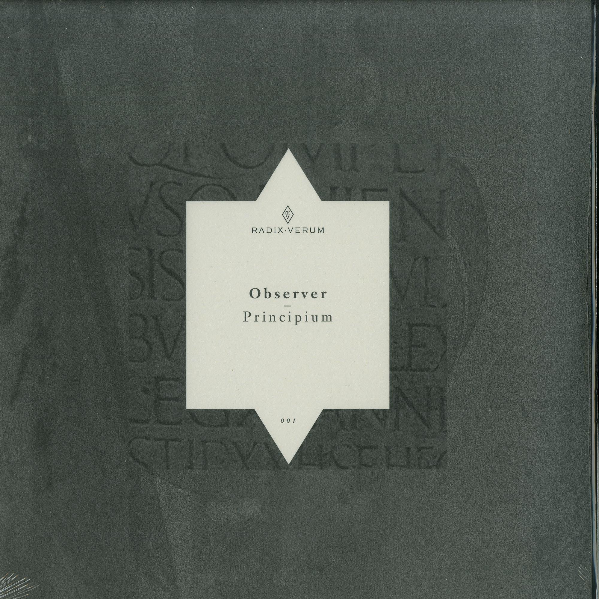 Observer - PRINCIPIUM EP