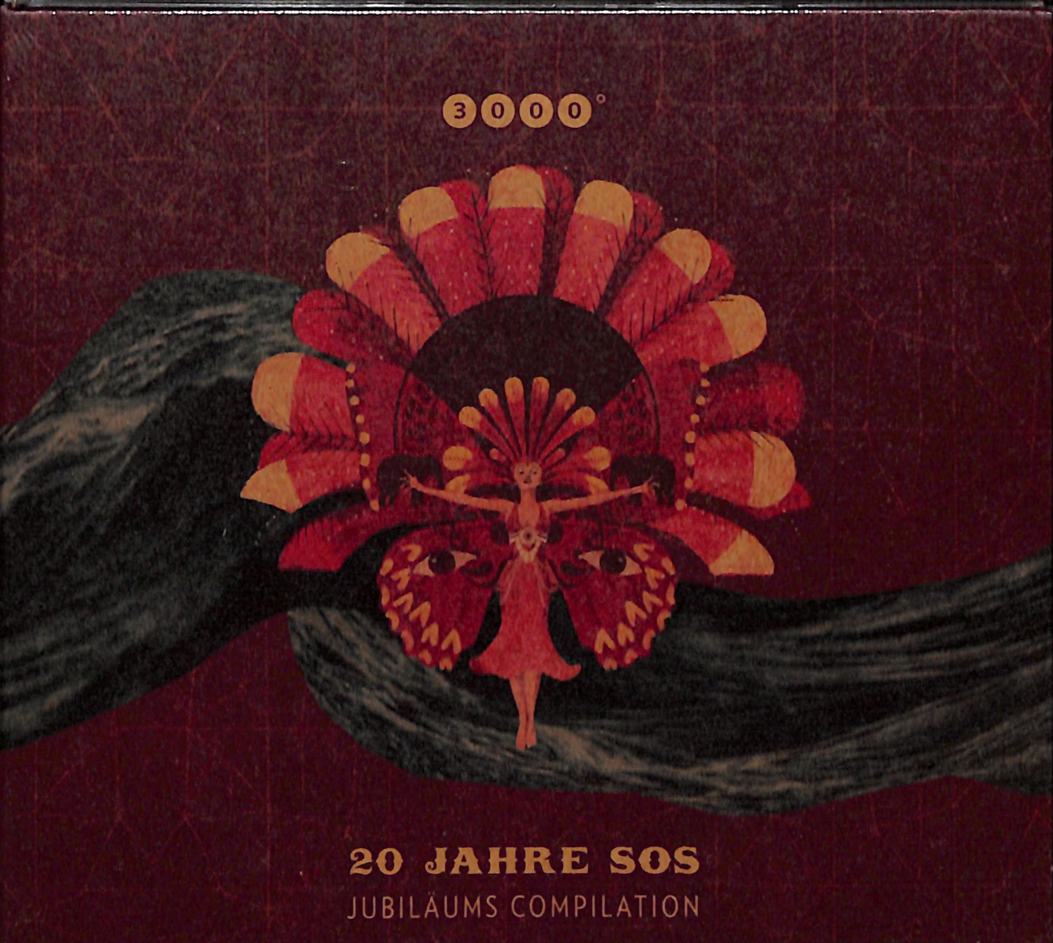 Various Artists - 20 JAHRE SOS - JUBILAEUMS COMPILATION