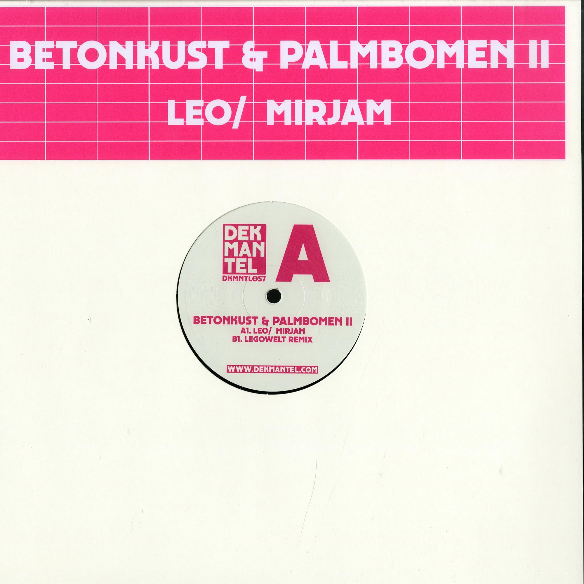 Betonkust & Palmbomen II - LEO / MIRJAM