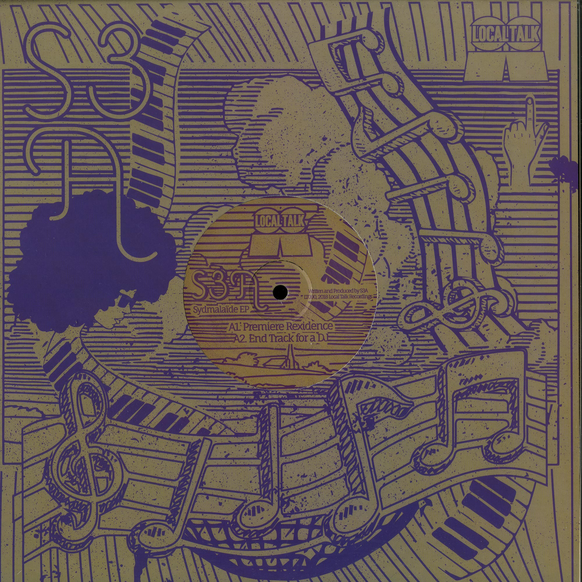 S3A - SYDMALAIDE EP