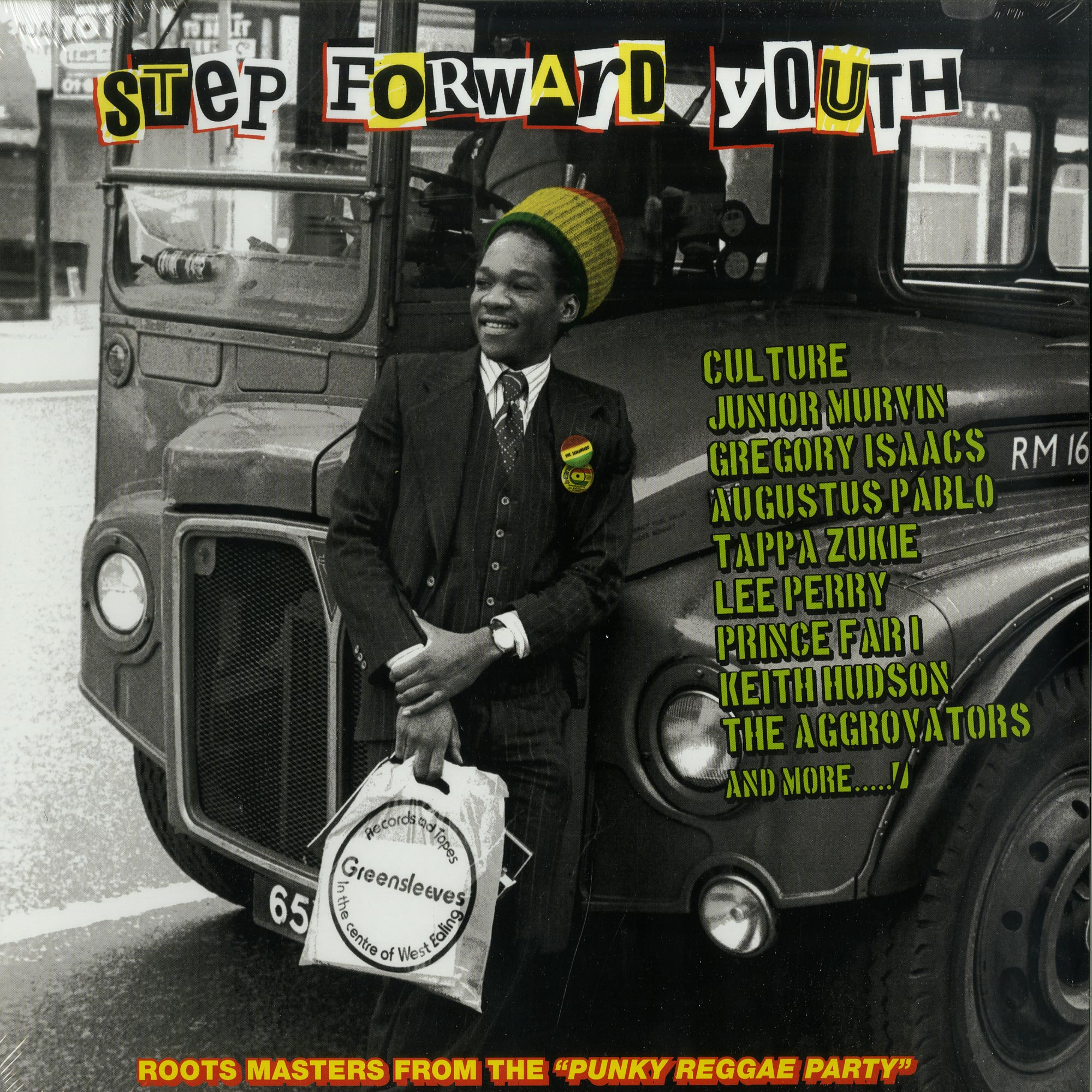 Various Artists - STEP FORWARD YOUTH
