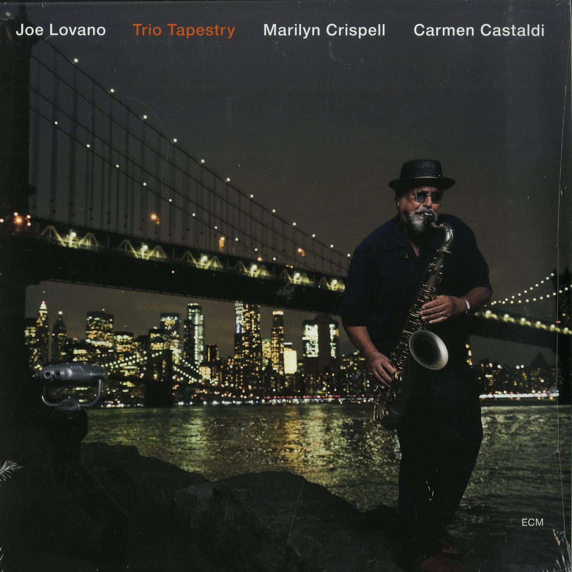 Joe Lovano, Marilyn Crispell, Carmen Castaldi - TRIO TAPESTRY