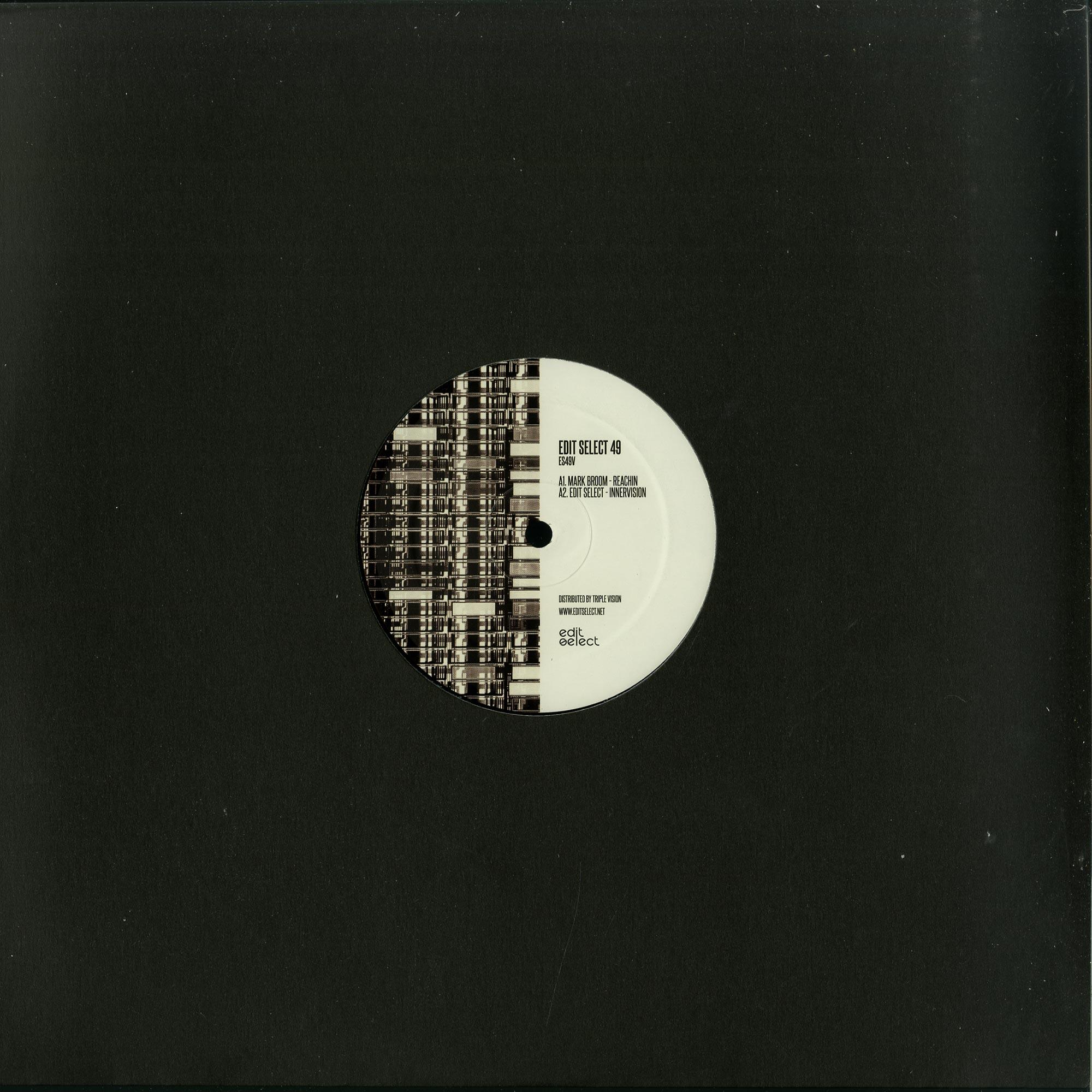 Mark Broom / Edit Select / Refracted / Mod21 - INNER VISION EP
