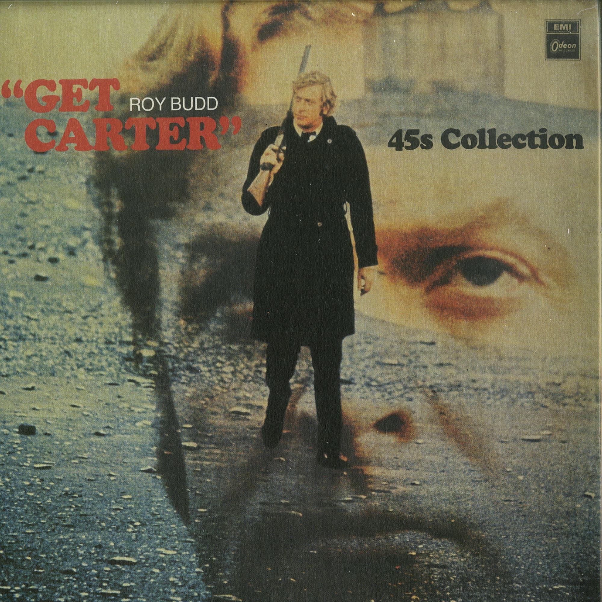 Roy Budd - GET CARTER O.S.T.