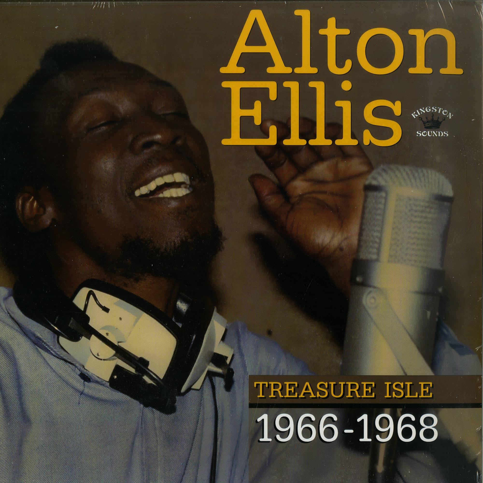 Alton Ellis - TREASURE ISLE 1966-1968