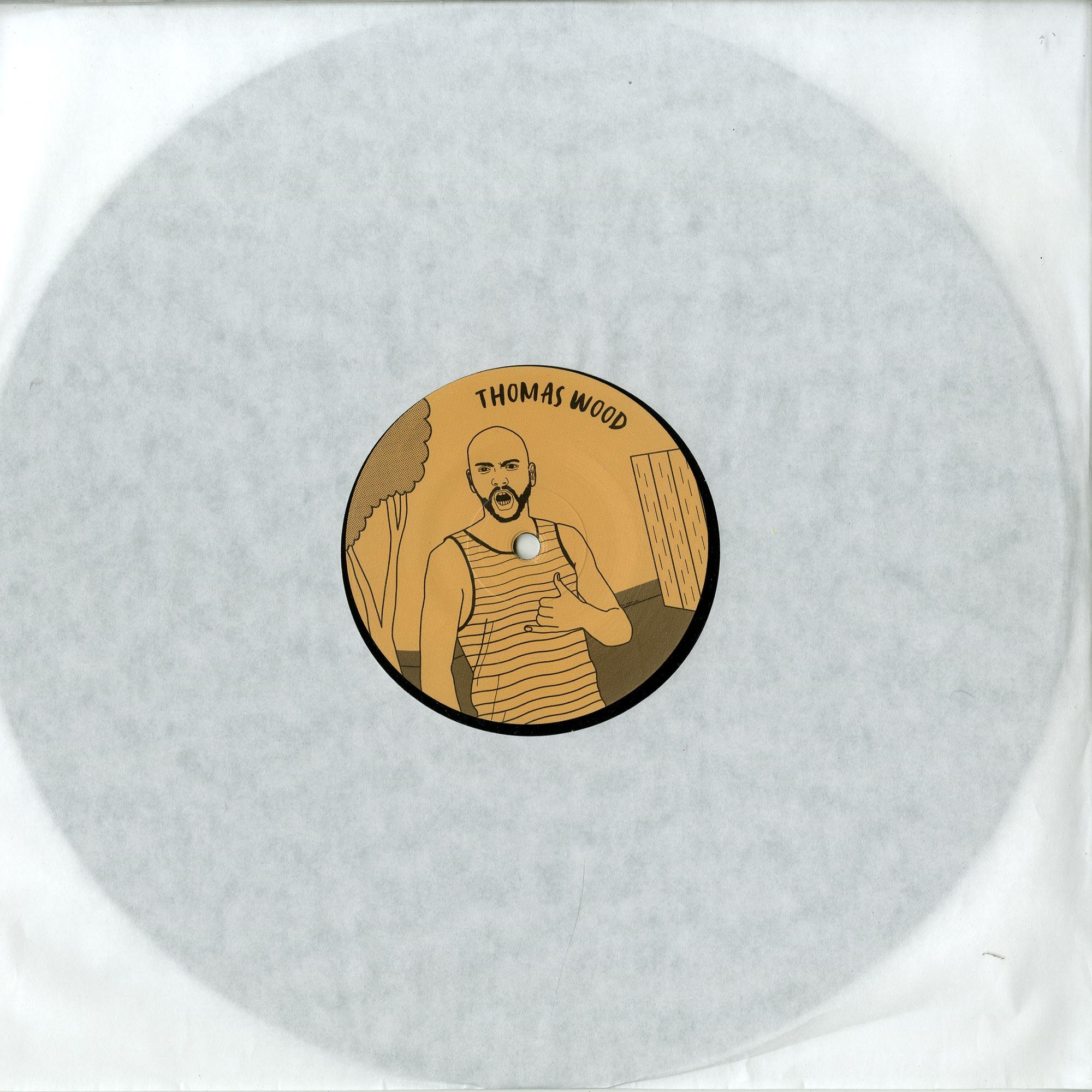 Thomas Wood - QUIET STORM EP
