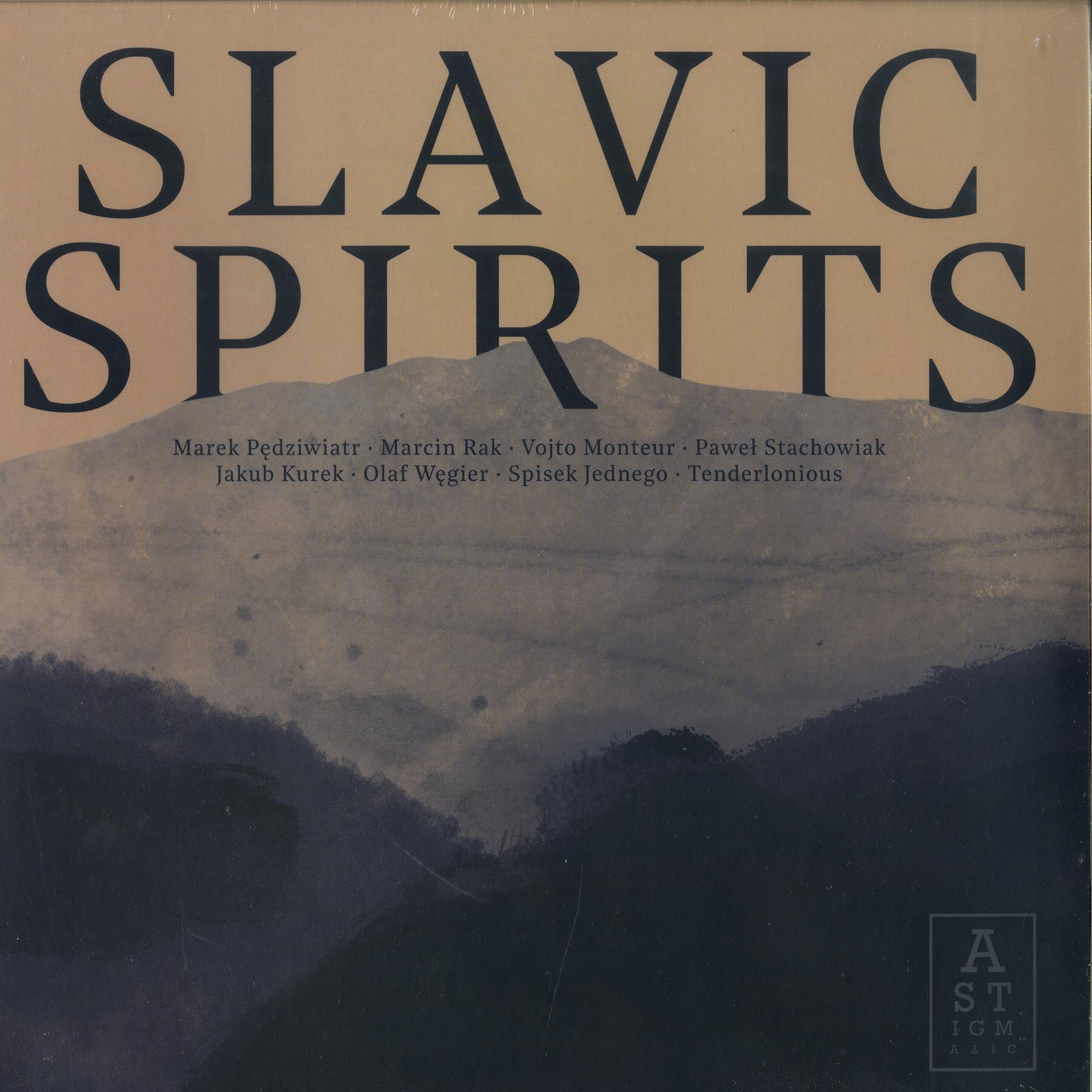 EABS & Tenderlonious - SLAVIC SPIRITS