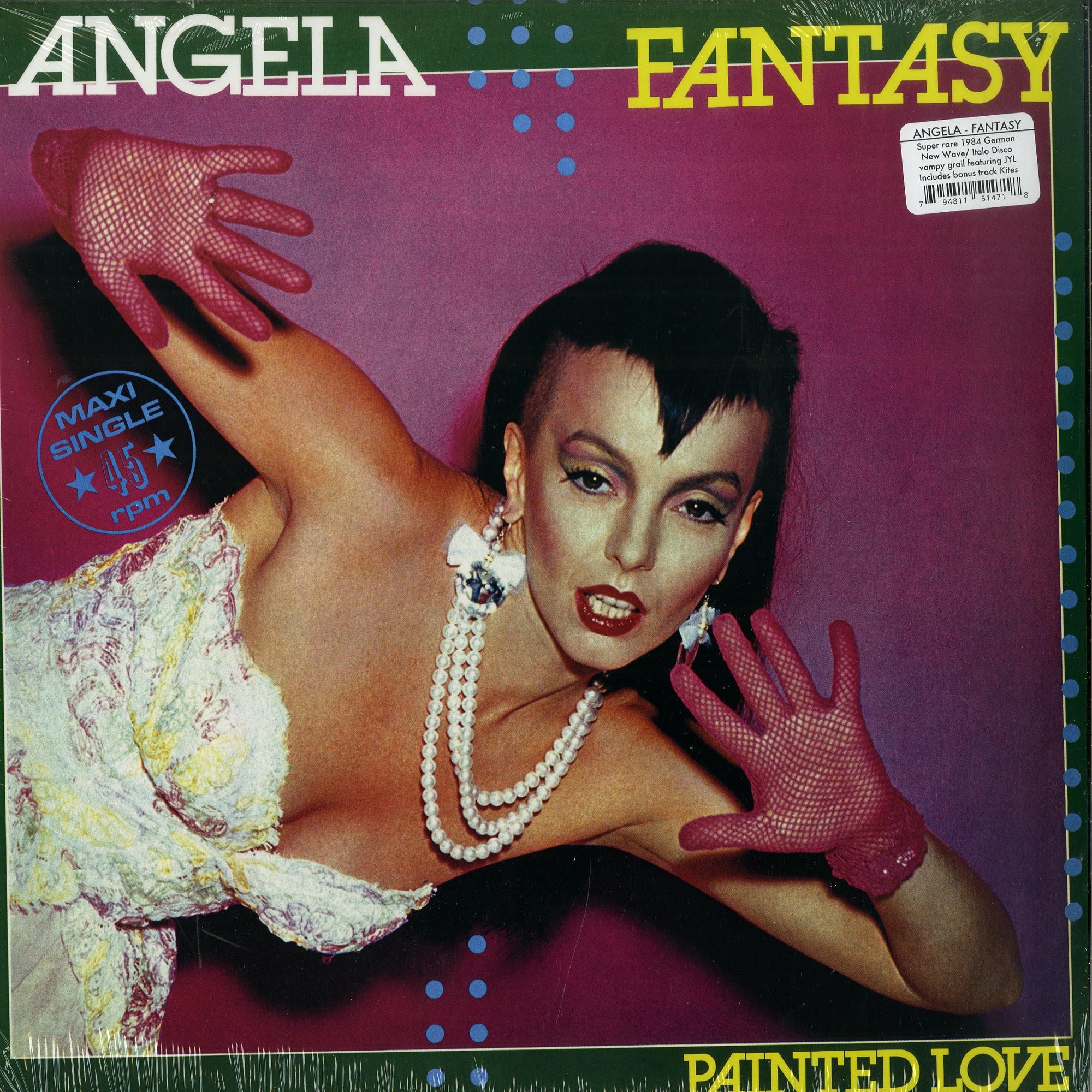 Angela - FANTASY