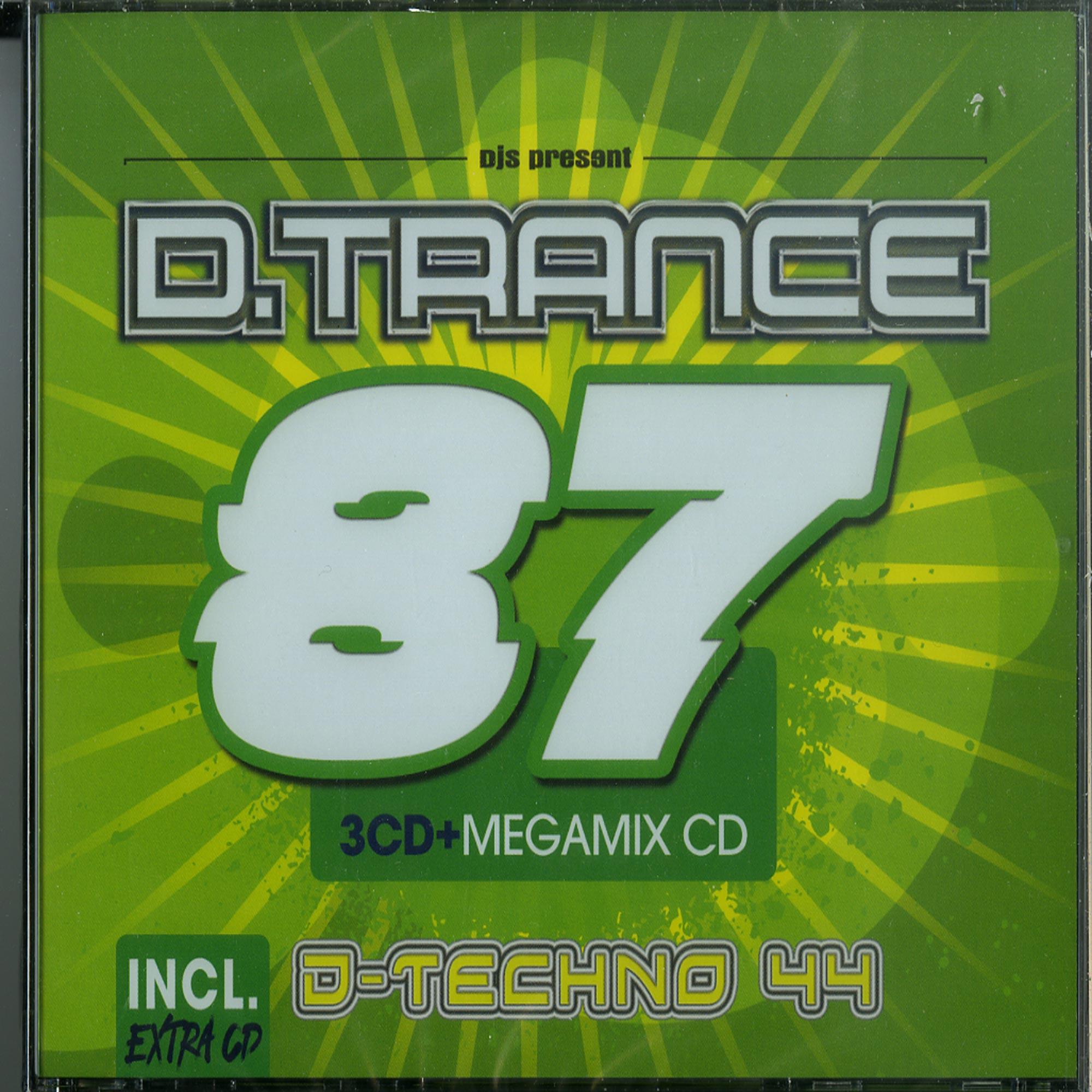 Various Artists - D.TRANCE VOL. 87