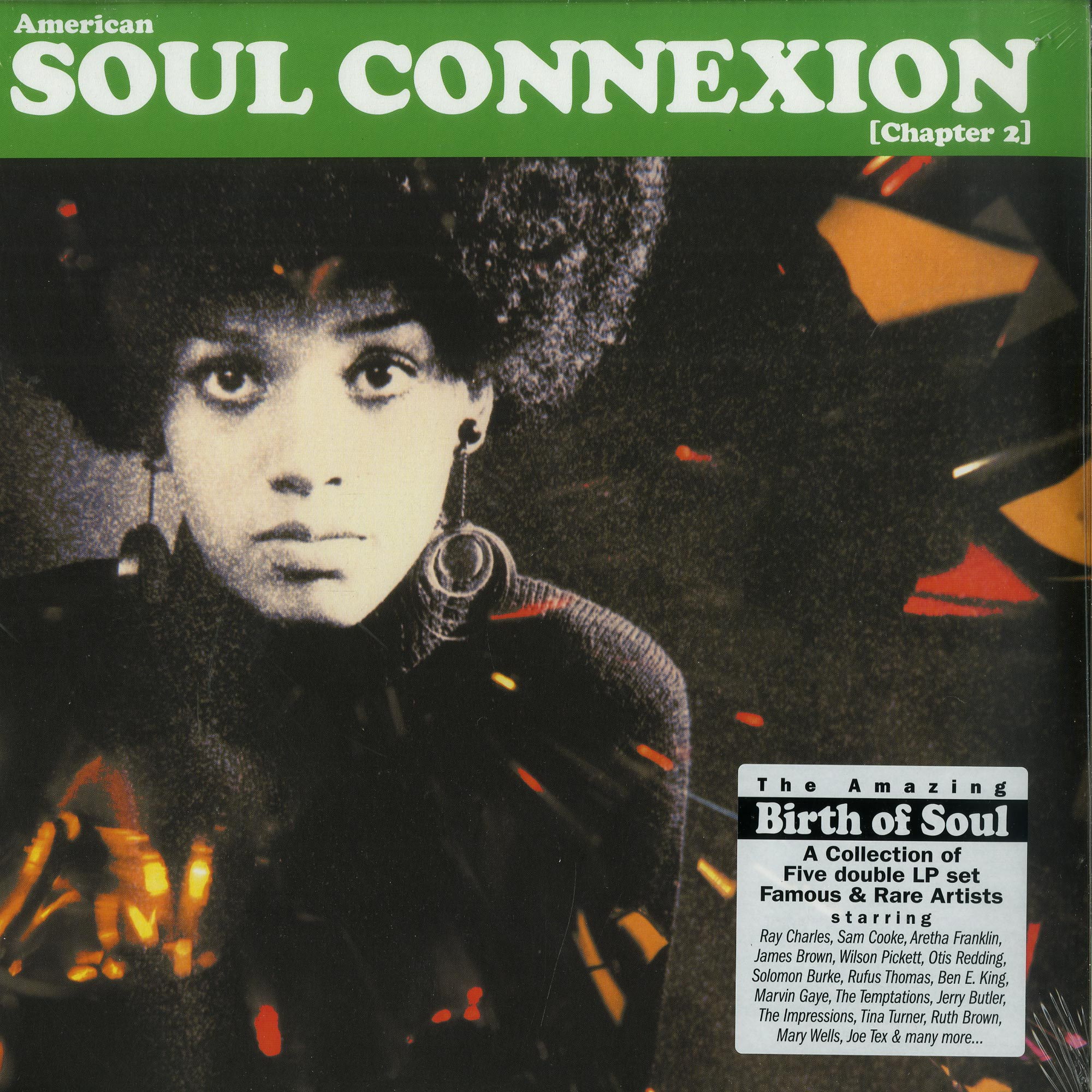 Various Artists - AMERICAN SOUL CONNEXION - CHAPTER 2