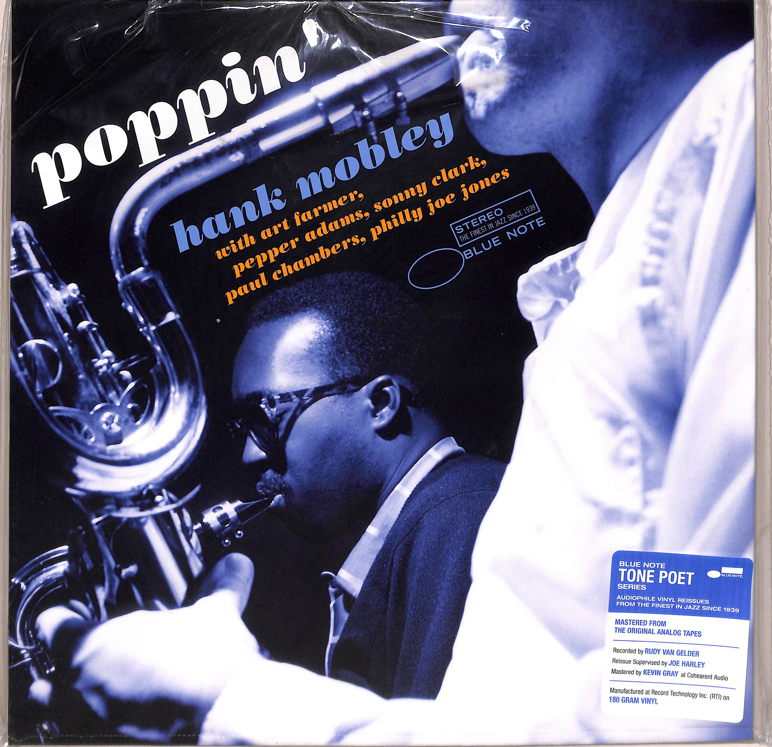 Hank Mobley - POPPIN