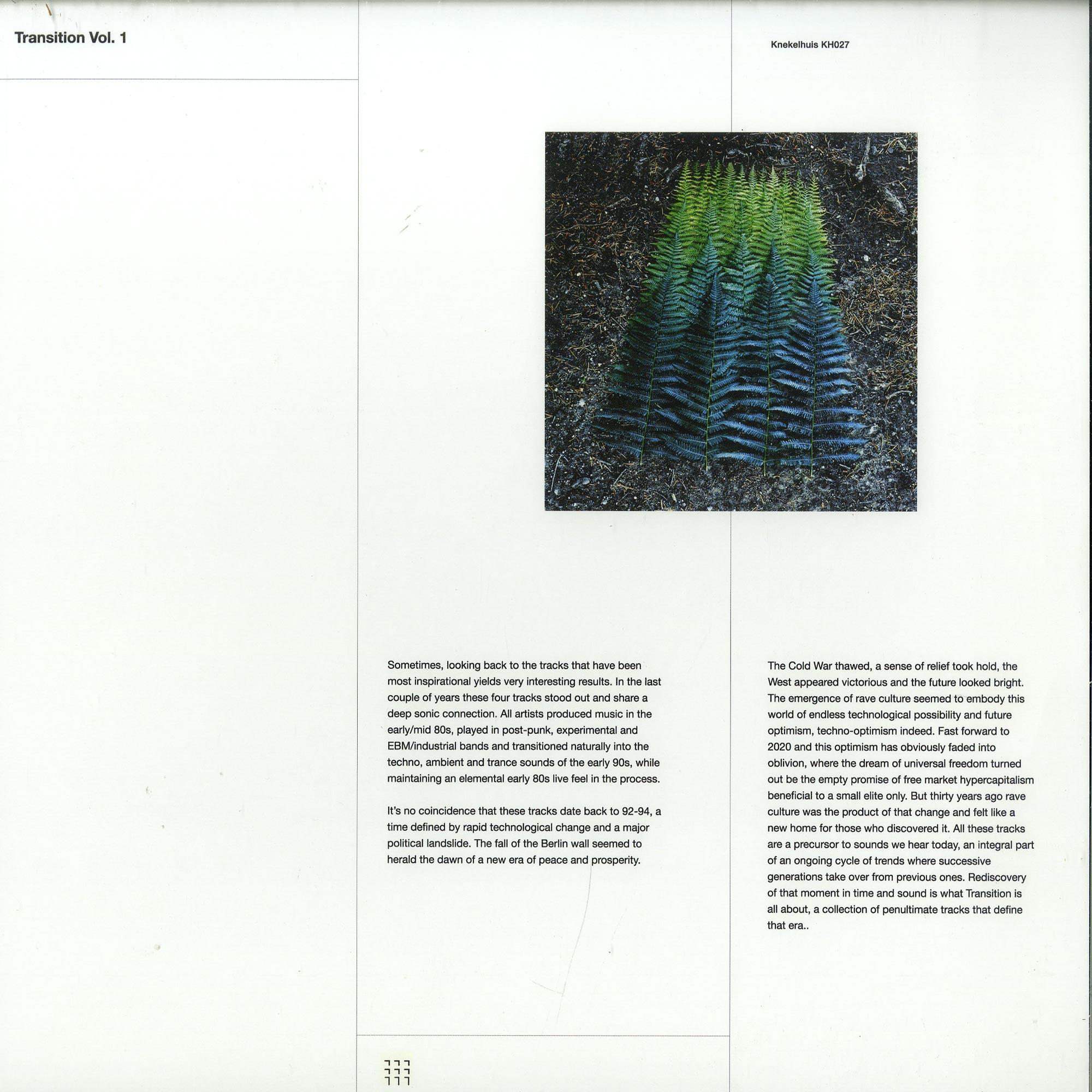 Various Artists - TRANSITION VOL.1