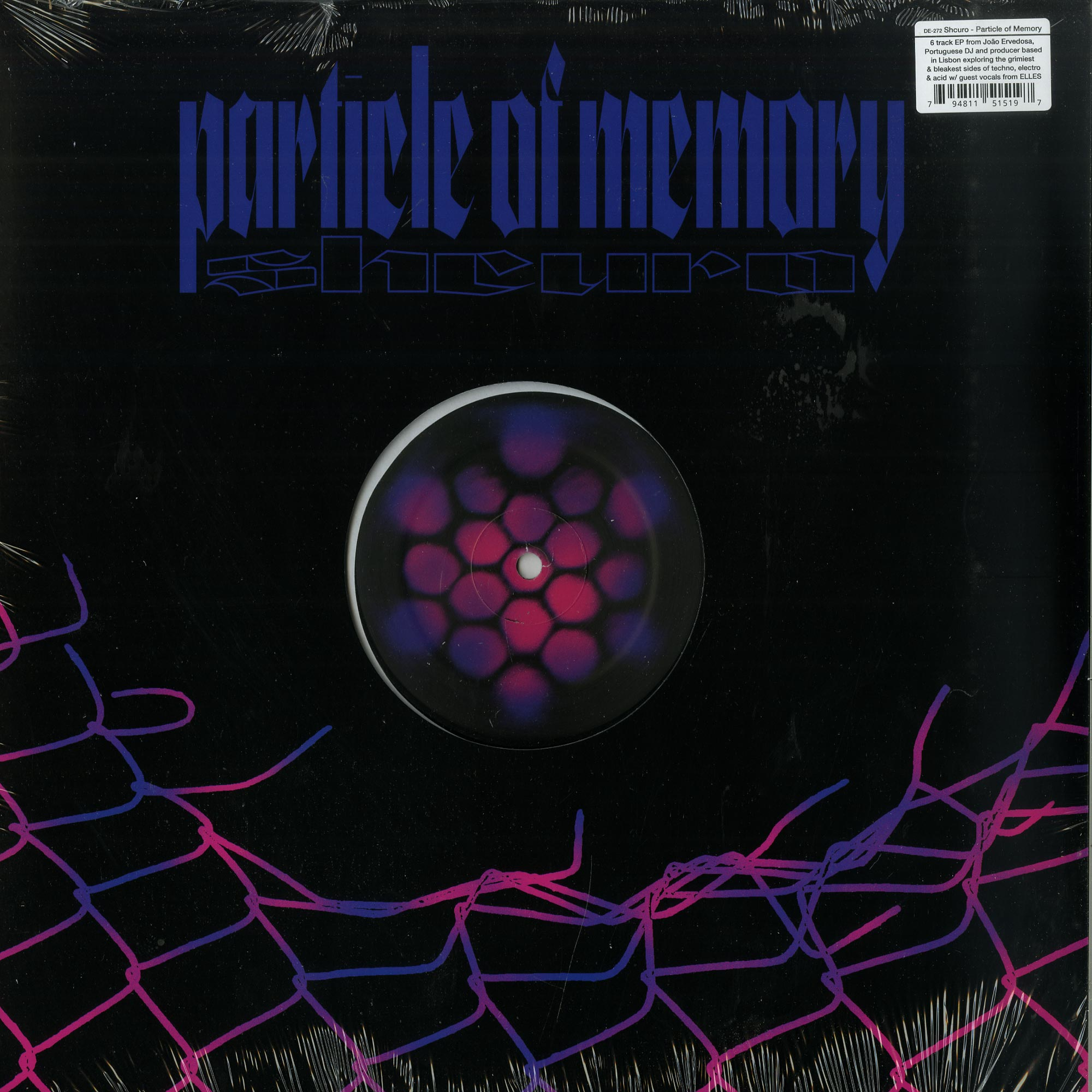 Shcuro - PARTICLE OF MEMORY