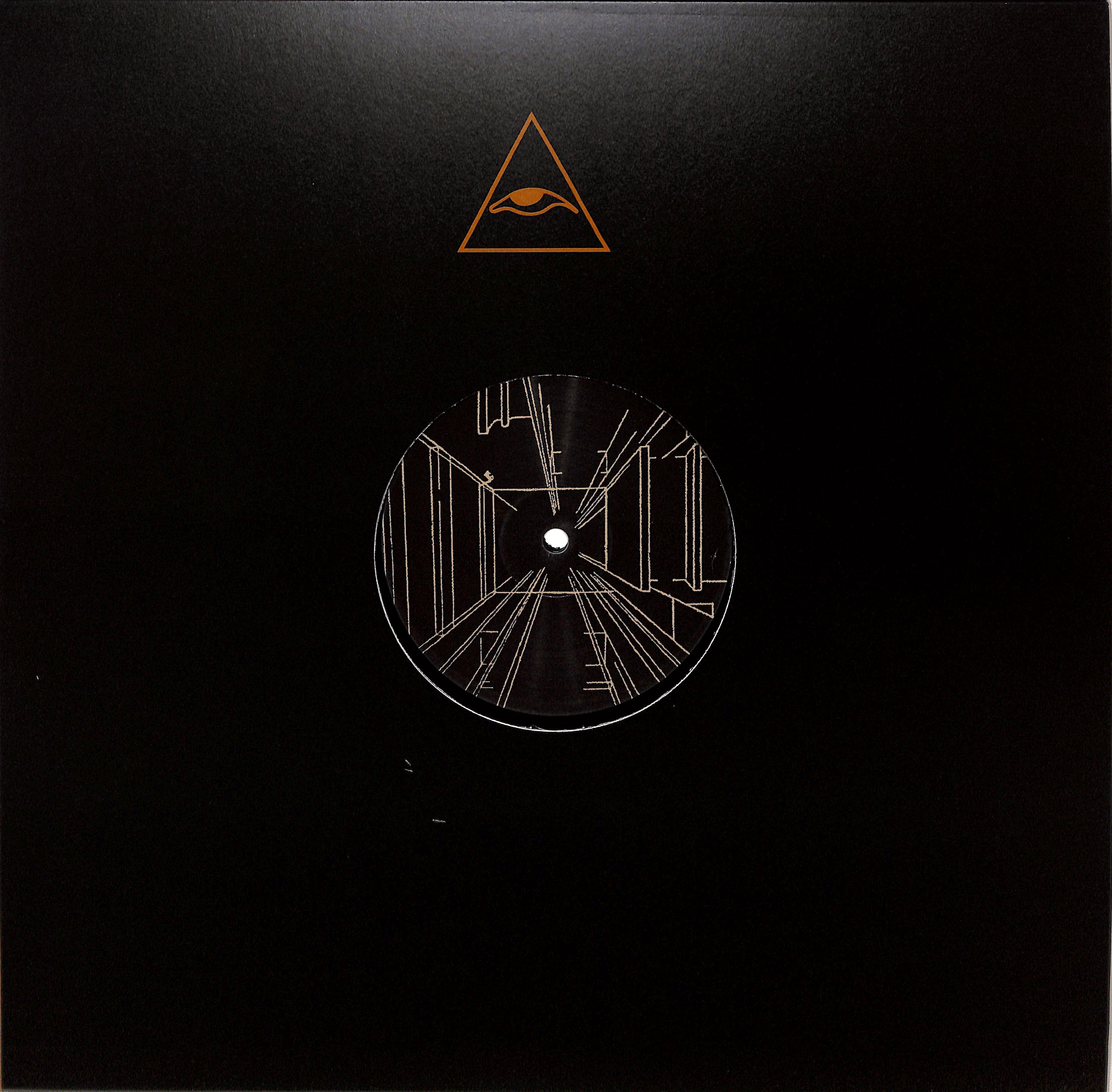 Gianluca Pegoiani - THE FIFTH ROOM EP