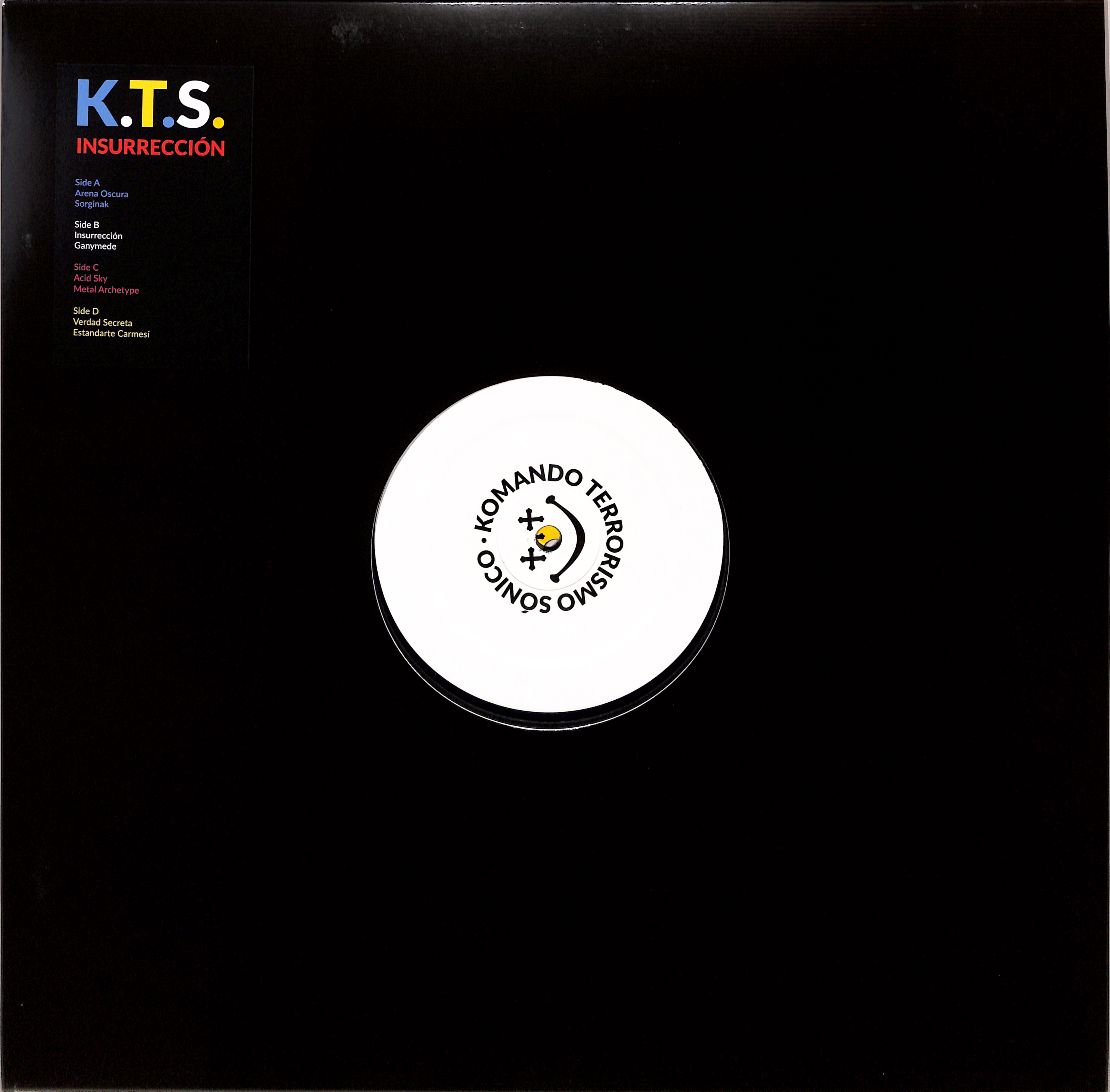 K.T.S. - INSURRECCION