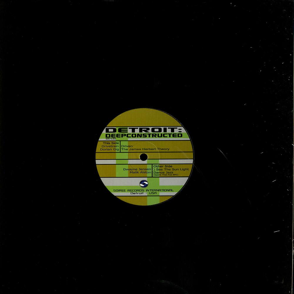 Various Artists - DETROIT: DEEPCONSTRUCTED
