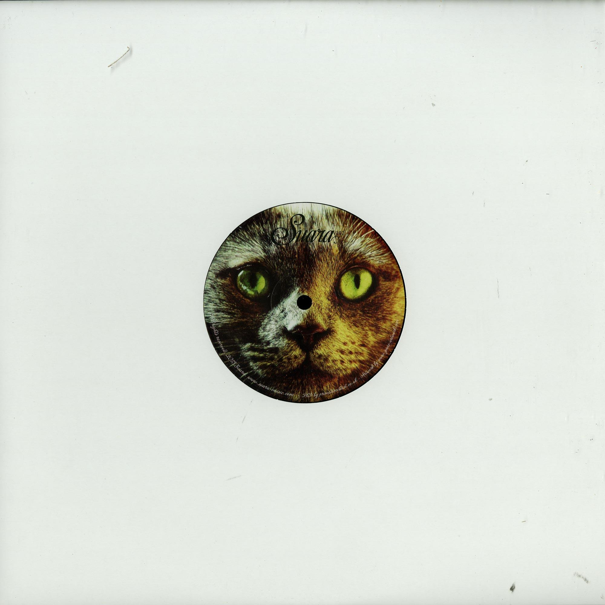 Technasia - I AM SOMEBODY EP