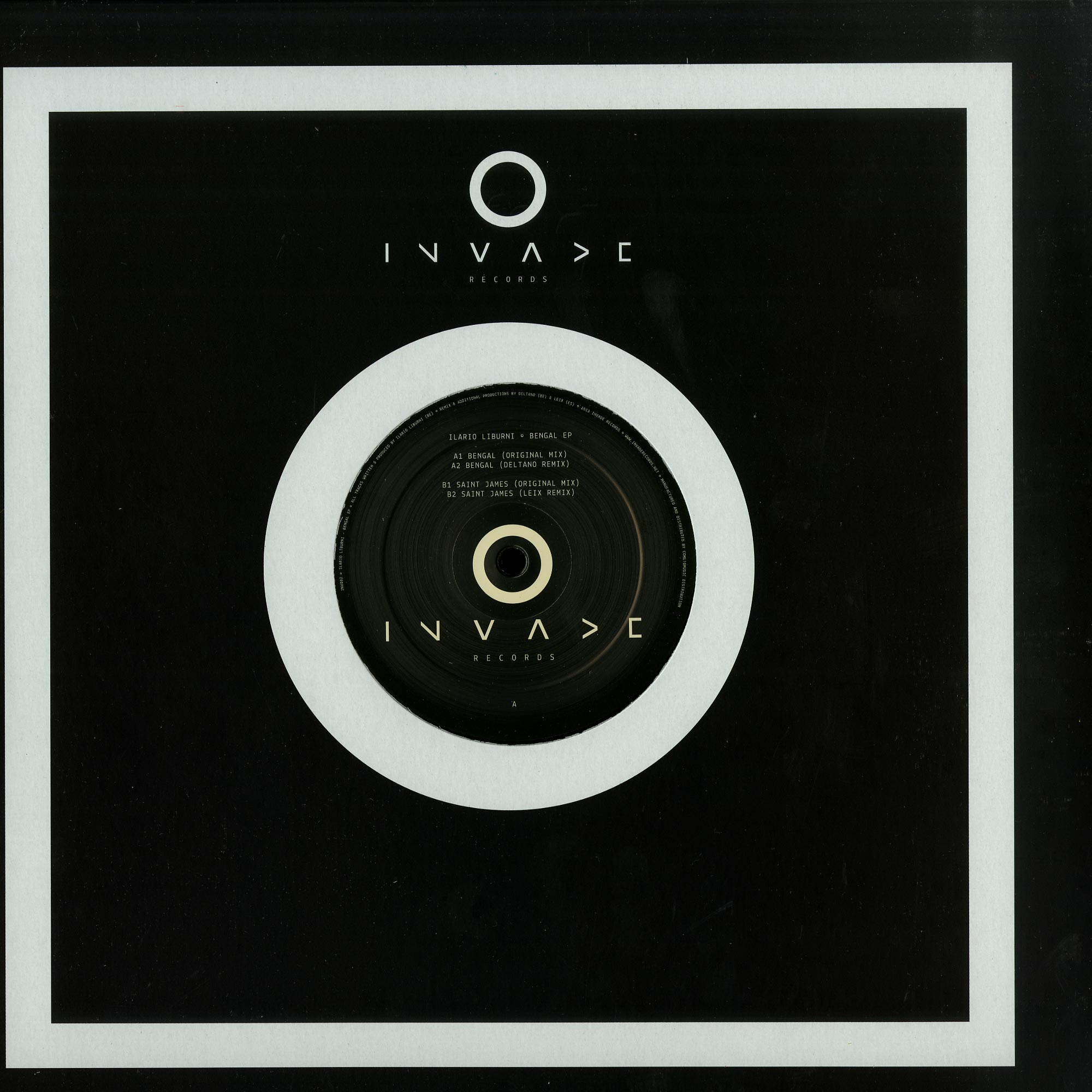 Ilario Liburni - BENGAL EP