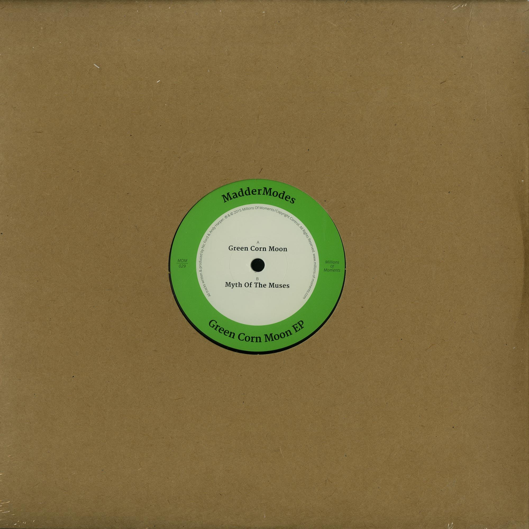 MadderModes - GREEN CORN MOON EP