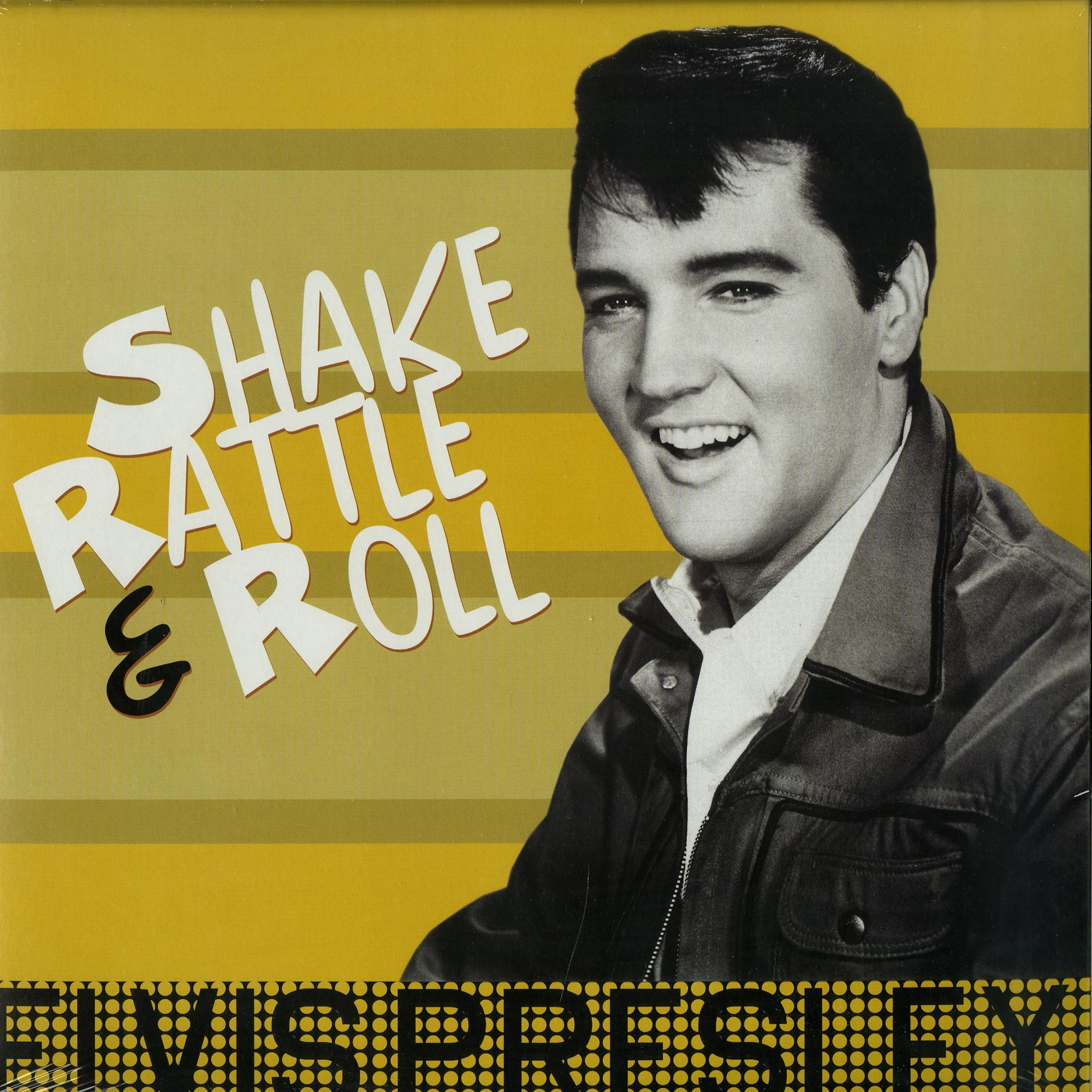 Elvis Presley - SHAKE RATTLE AND ROLL