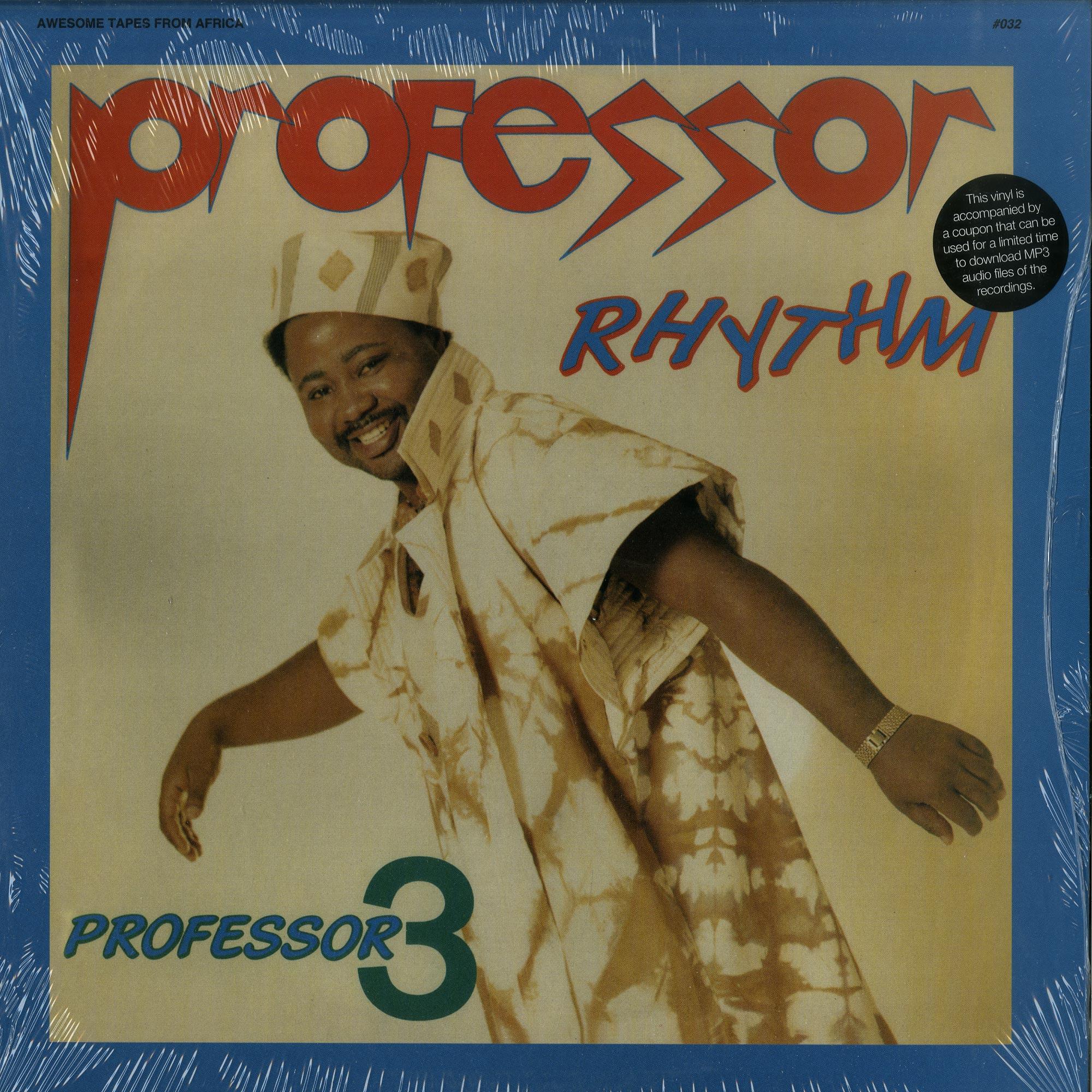 Professor Rhythm - PROFESSOR 3