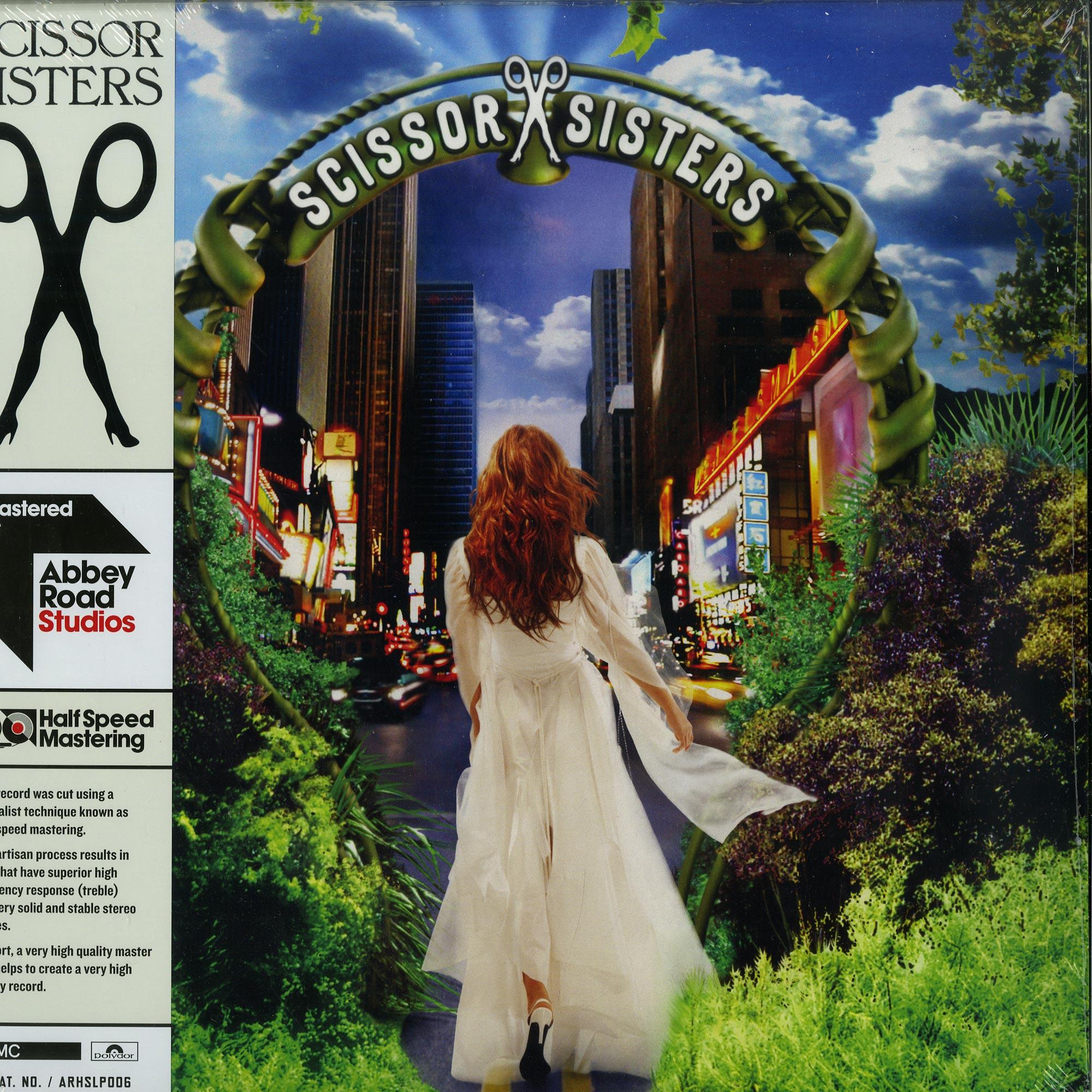 Scissor Sisters - SCISSOR SISTERS
