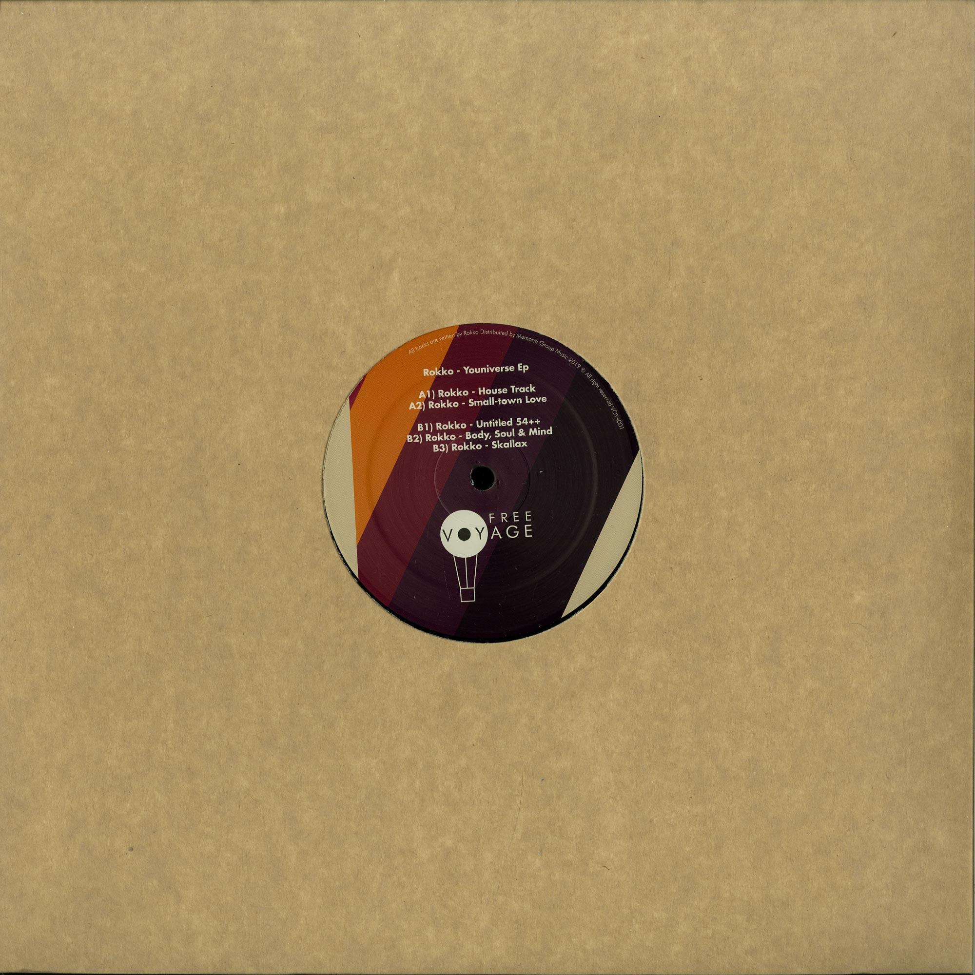 Rokko - YOUNIVERSE EP