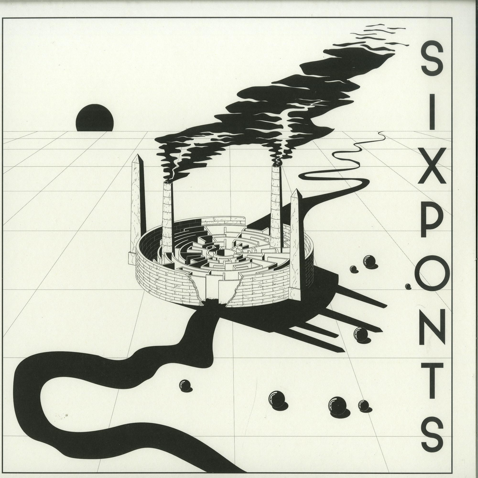 Various Artists - SIX PONTS